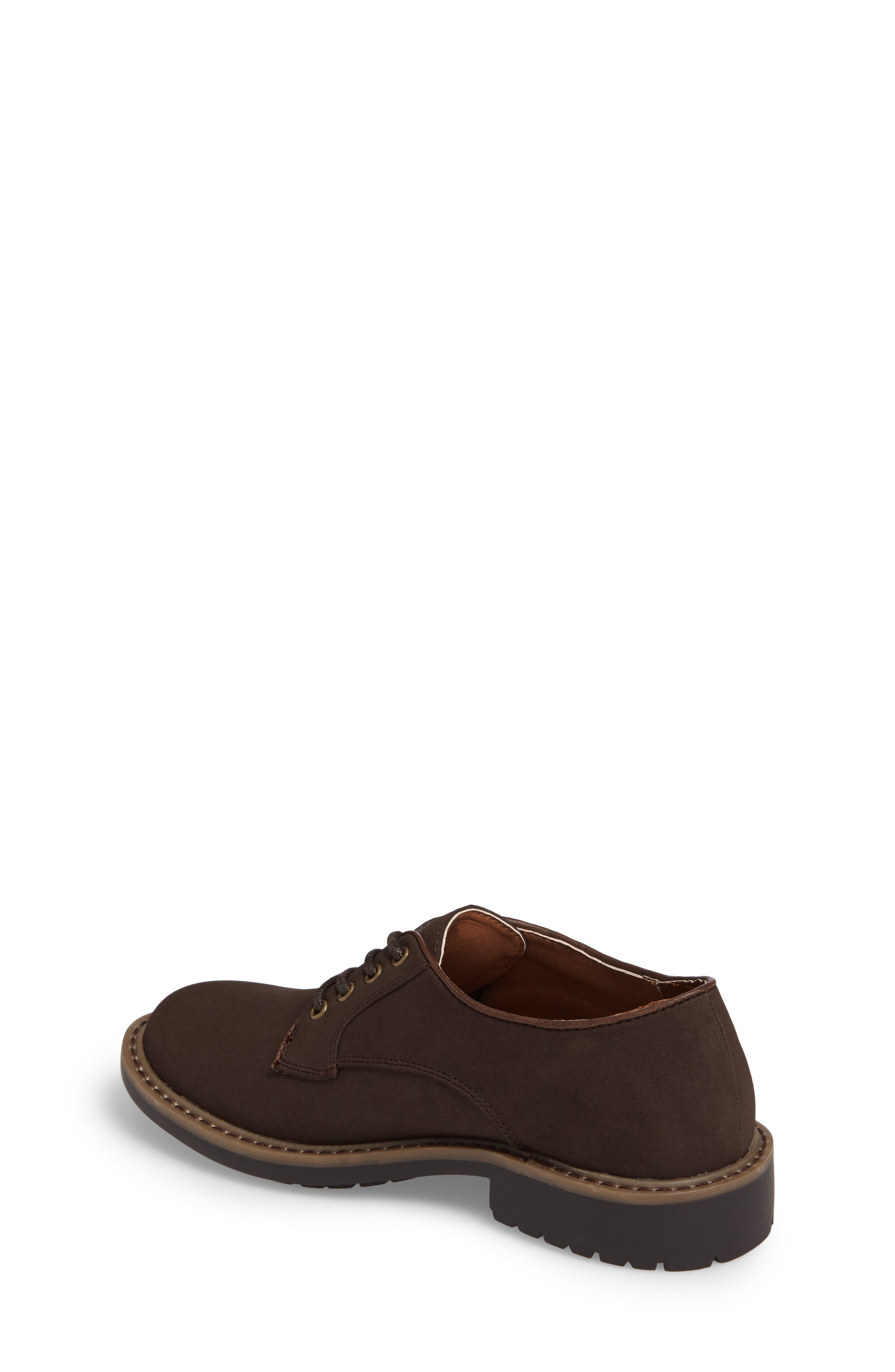 Alternate Image 2  - Kenneth Cole New York Take Buck Oxford (Toddler, Little Kid & Big Kid)