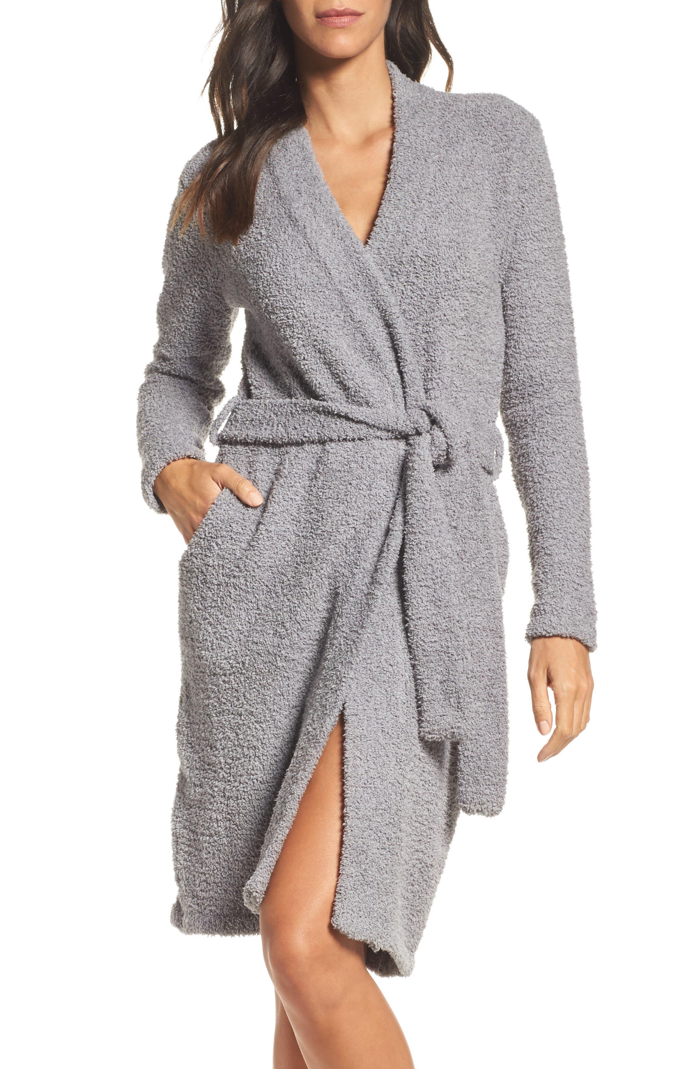 Ana Robe,                         Main,                         color, Grey