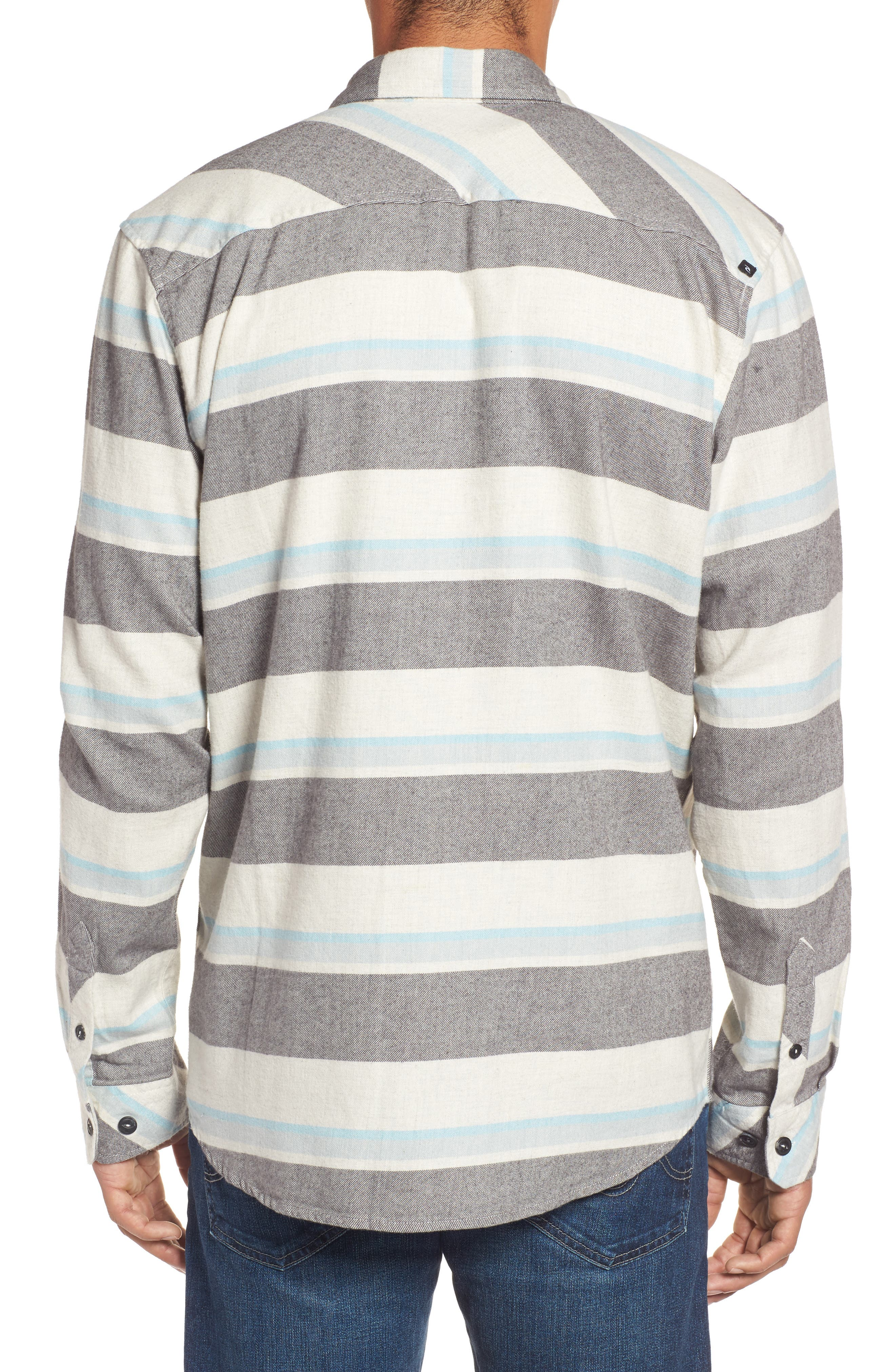 Alternate Image 2  - Rip Curl Seager Flannel Shirt