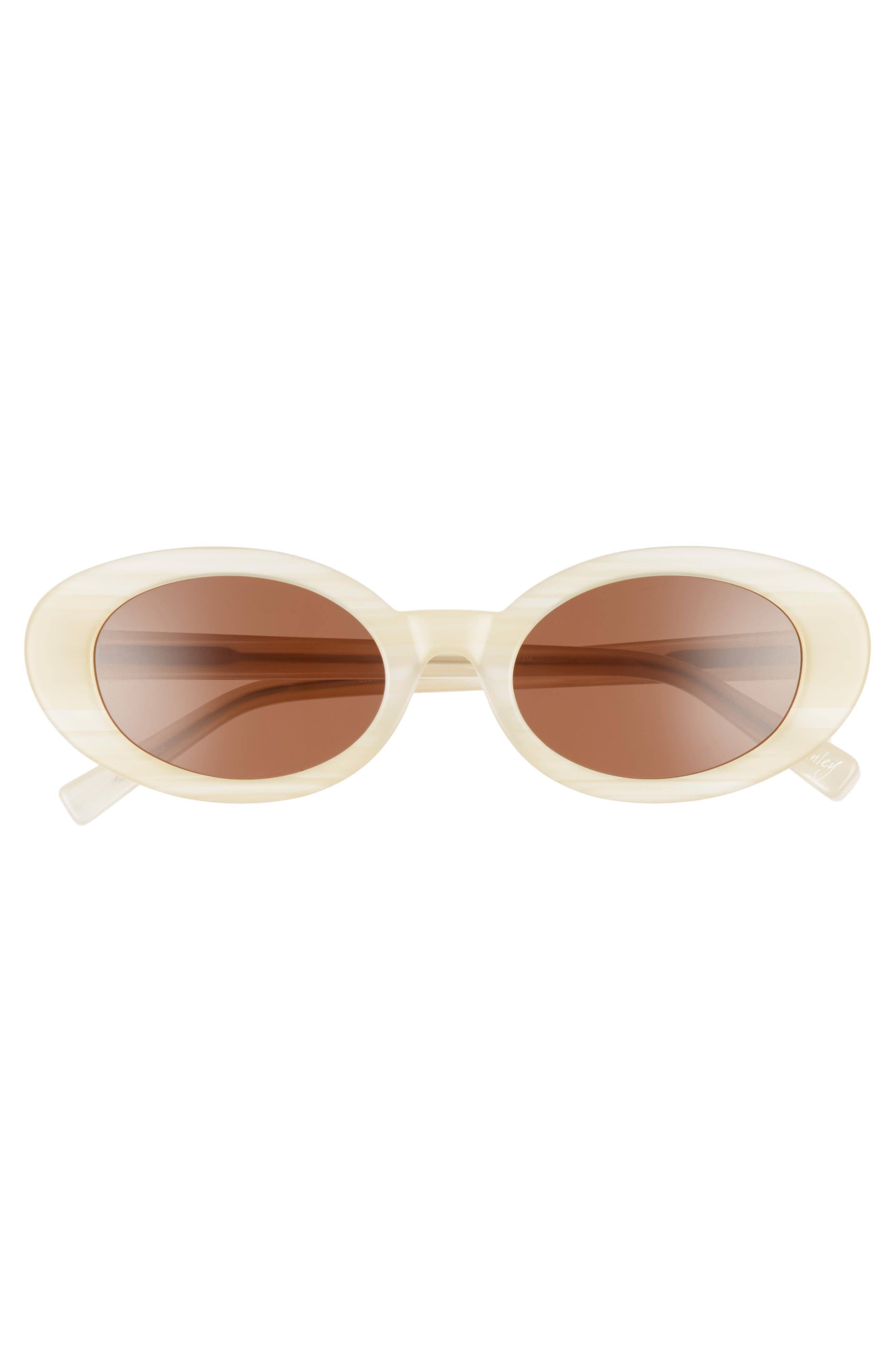 Alternate Image 2  - Elizabeth and James McKinely 51mm Oval Sunglasses