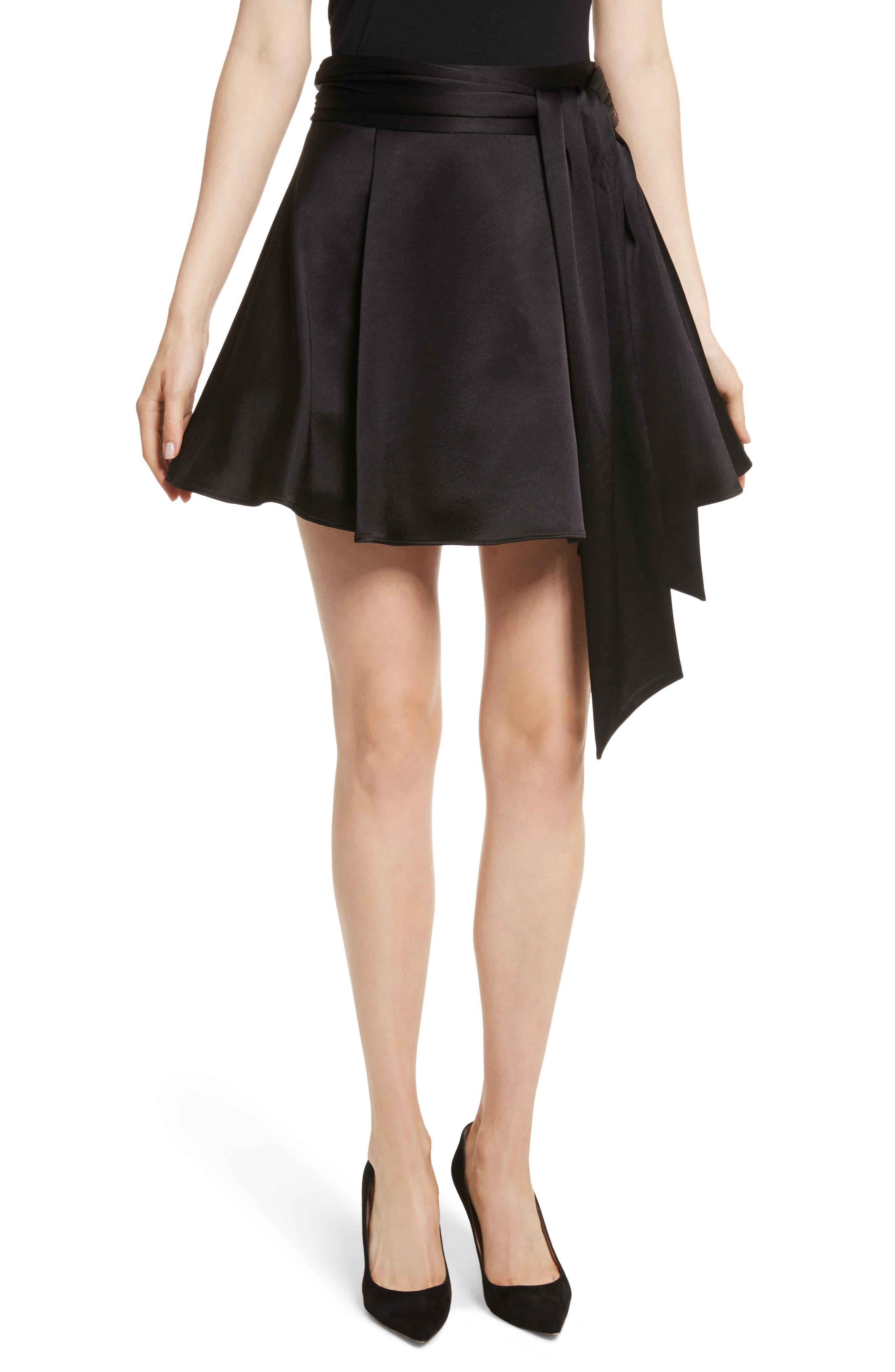 Main Image - Alice + Olivia Helina Miniskirt