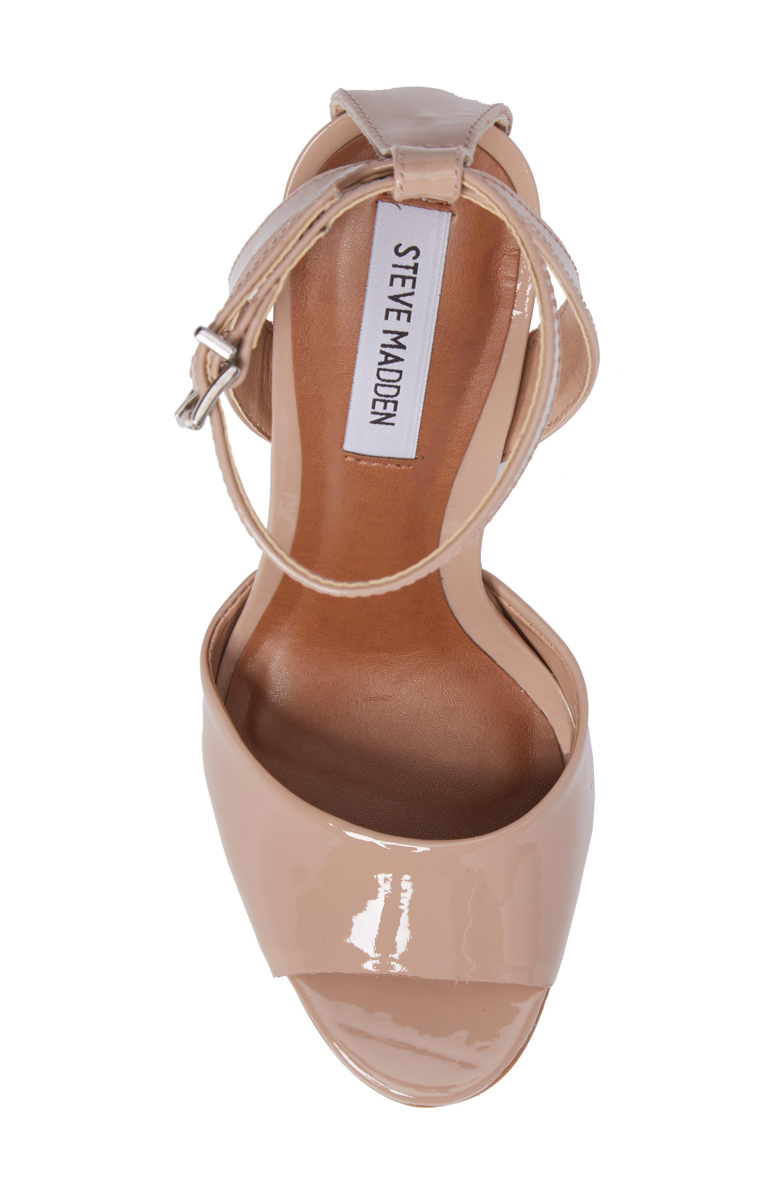 Alternate Image 5  - Steve Madden Karmina Platform Sandal (Women)