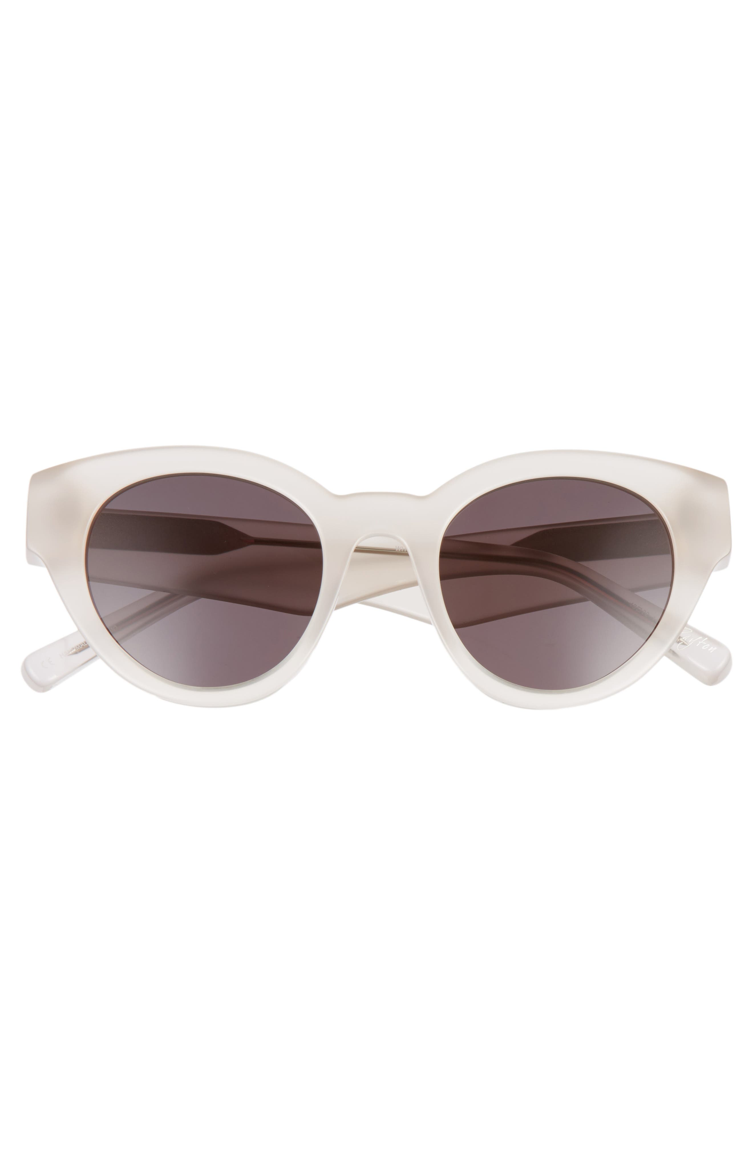 Alternate Image 3  - Elizabeth and James Payton 48mm Cat Eye Sunglasses