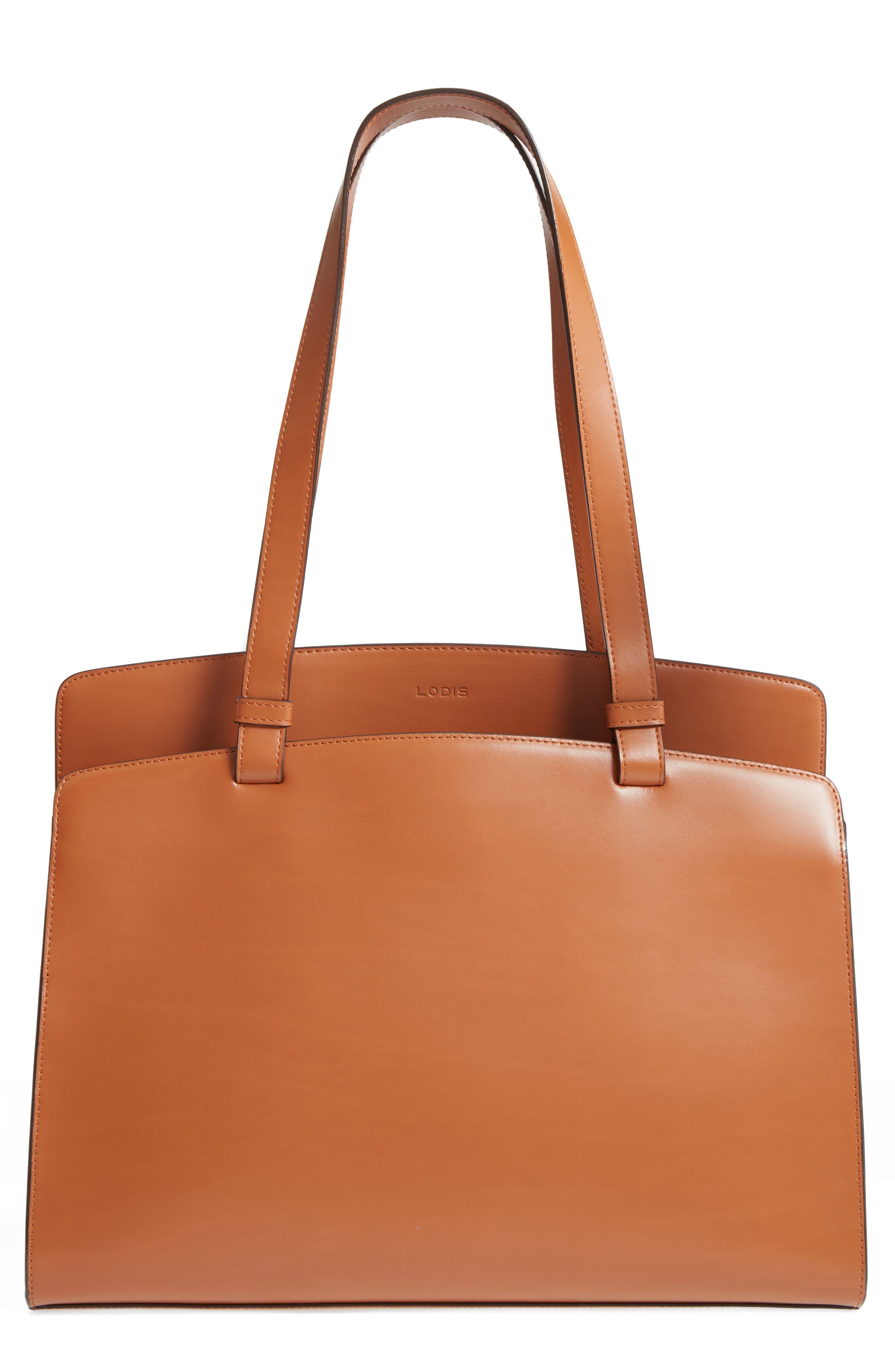 Lodis Jana - Work Leather Tote