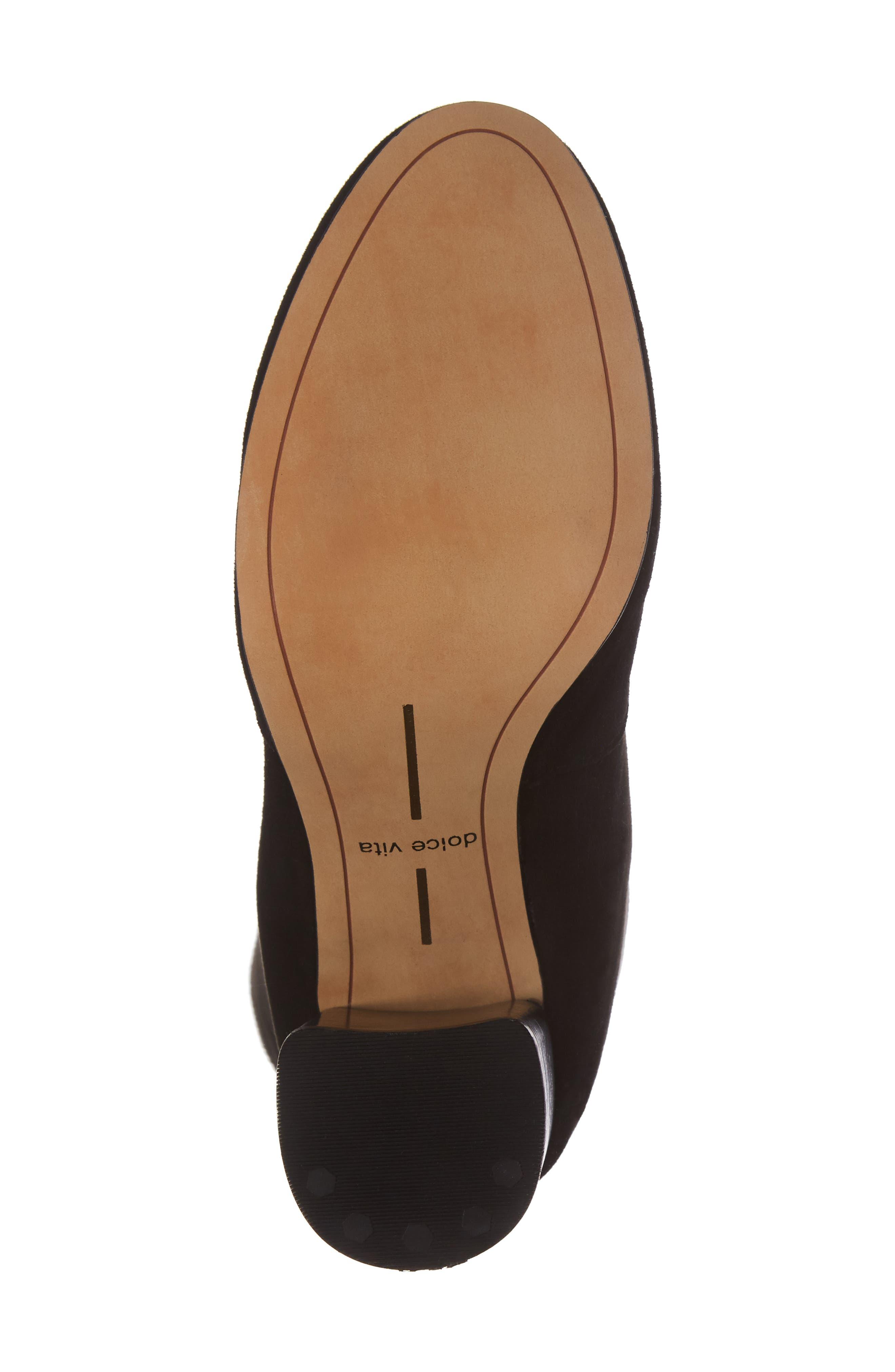 Alternate Image 6  - Dolce Vita Rhea Knee High Boot (Women)