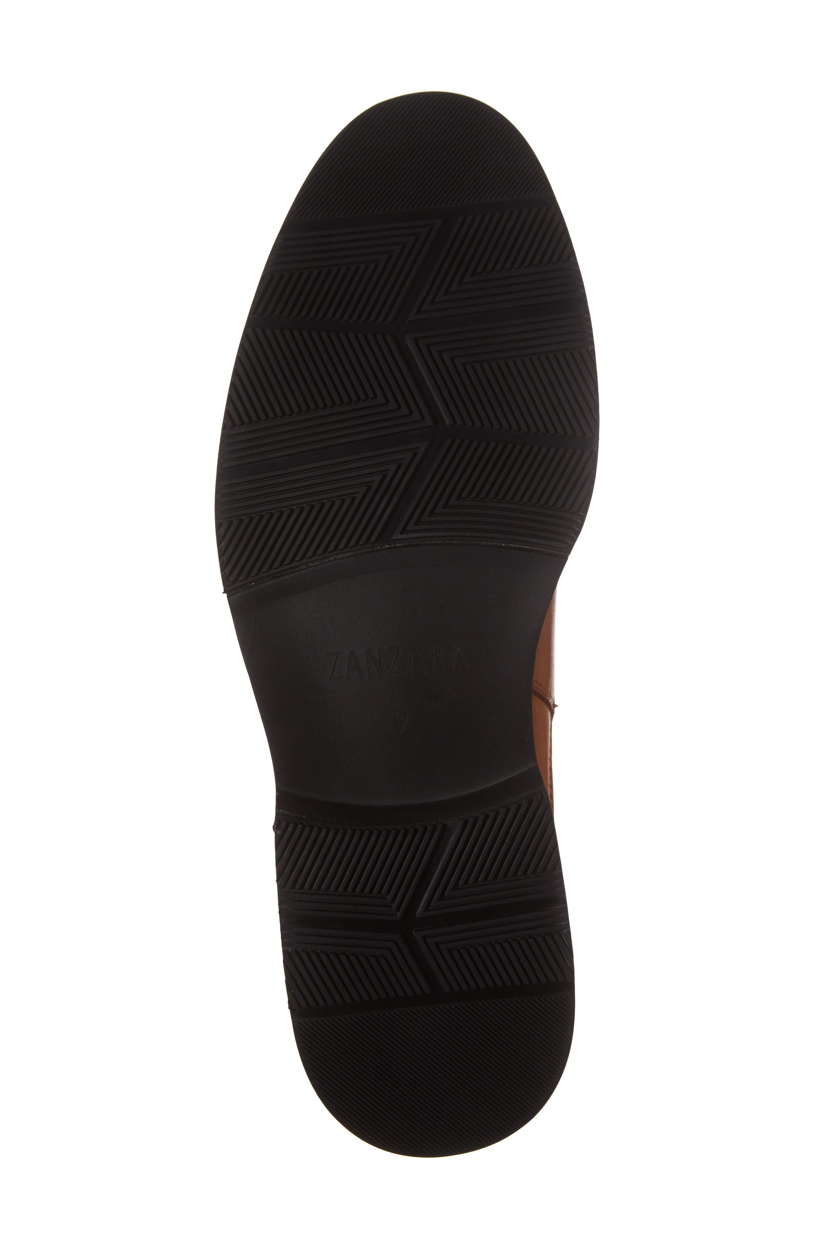 Garrad Chelsea Boot,                             Alternate thumbnail 6, color,                             Cognac Leather
