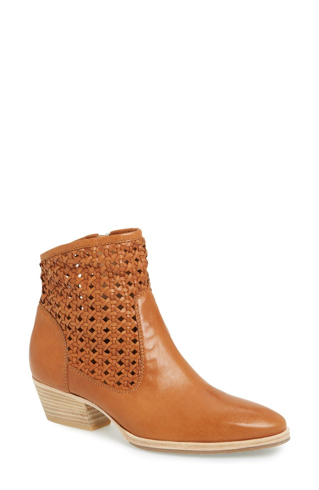 Alternate Image 1 Selected - Aquatalia by Marvin K. 'Faelyn' Leather Western Boot (Women)