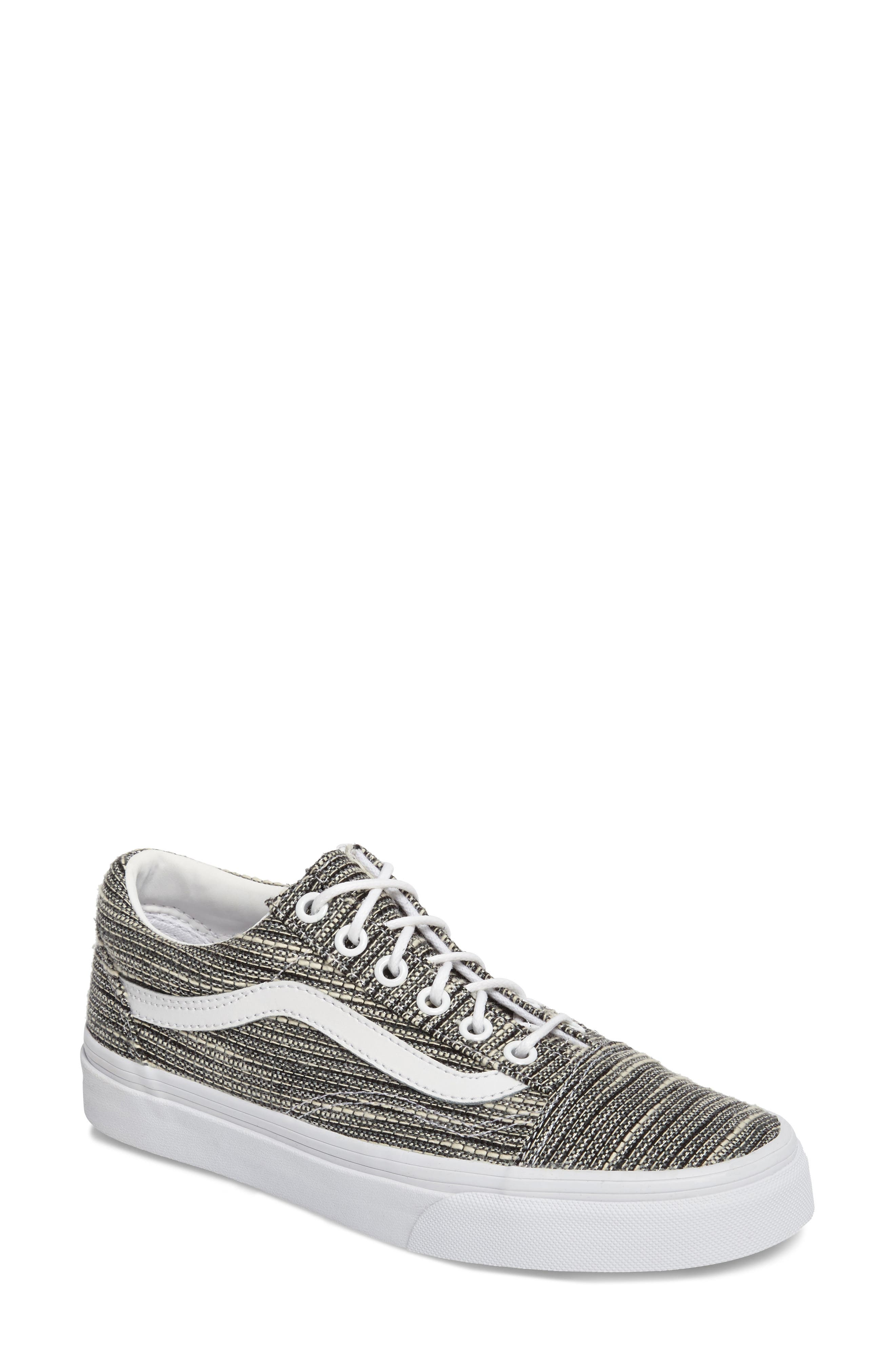 Alternate Image 1 Selected - Vans Old Skool Sneaker (Women)