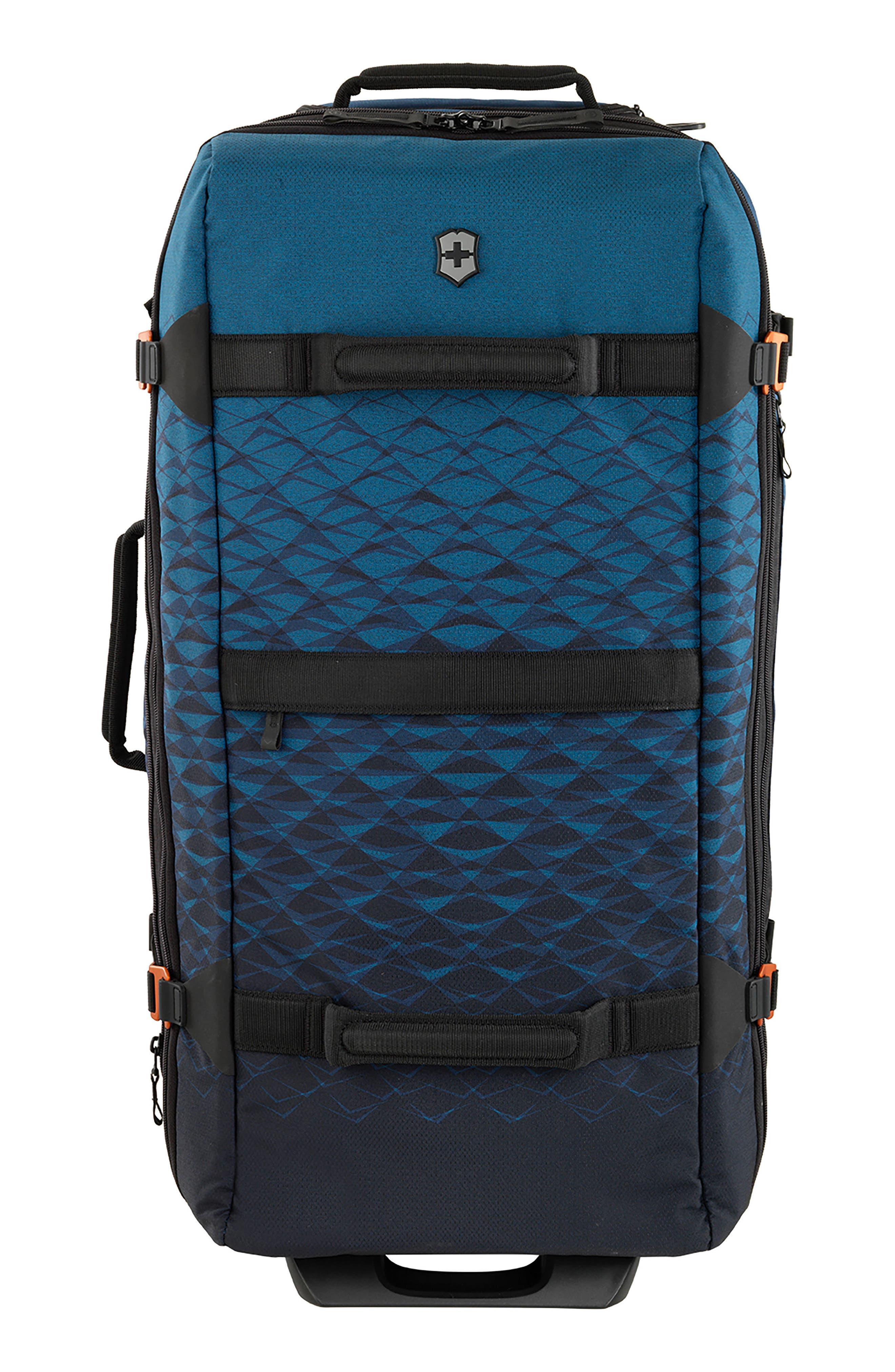 VX Touring Large Wheeled Duffel Bag,                             Main thumbnail 1, color,                             Dark Teal