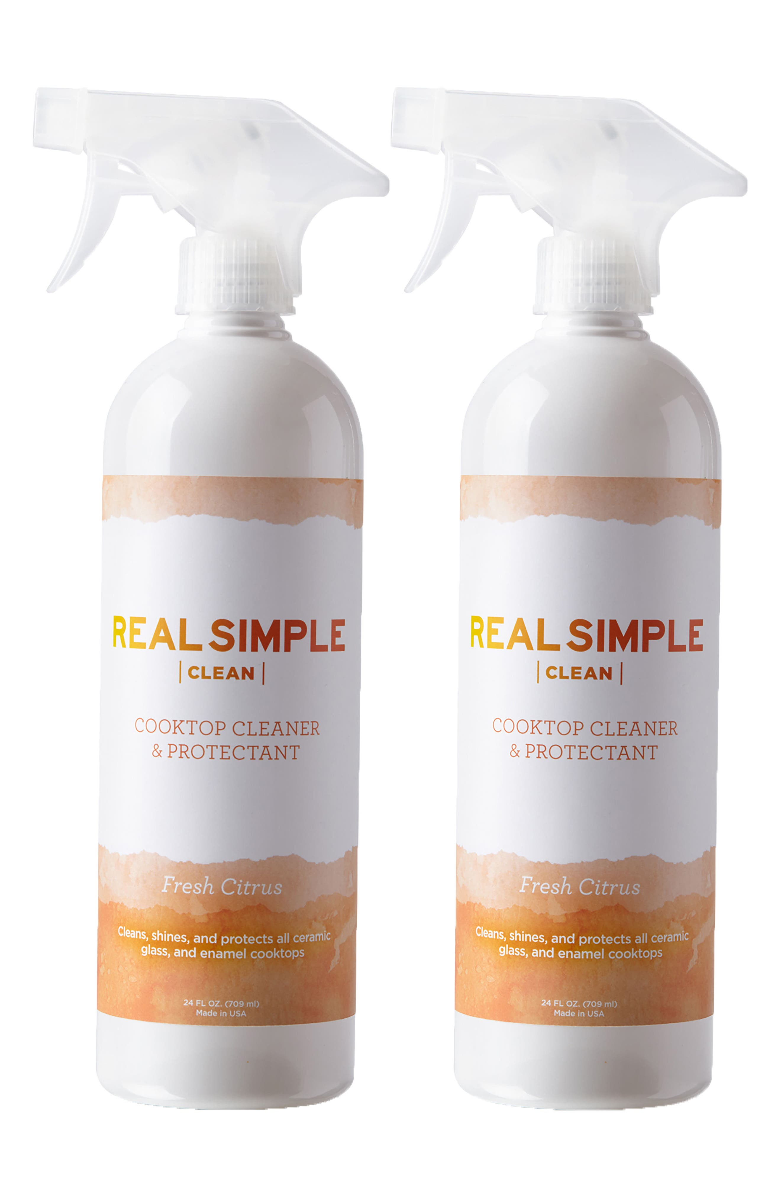 Main Image - Real Simple 2-Pack Cooktop Cleaner