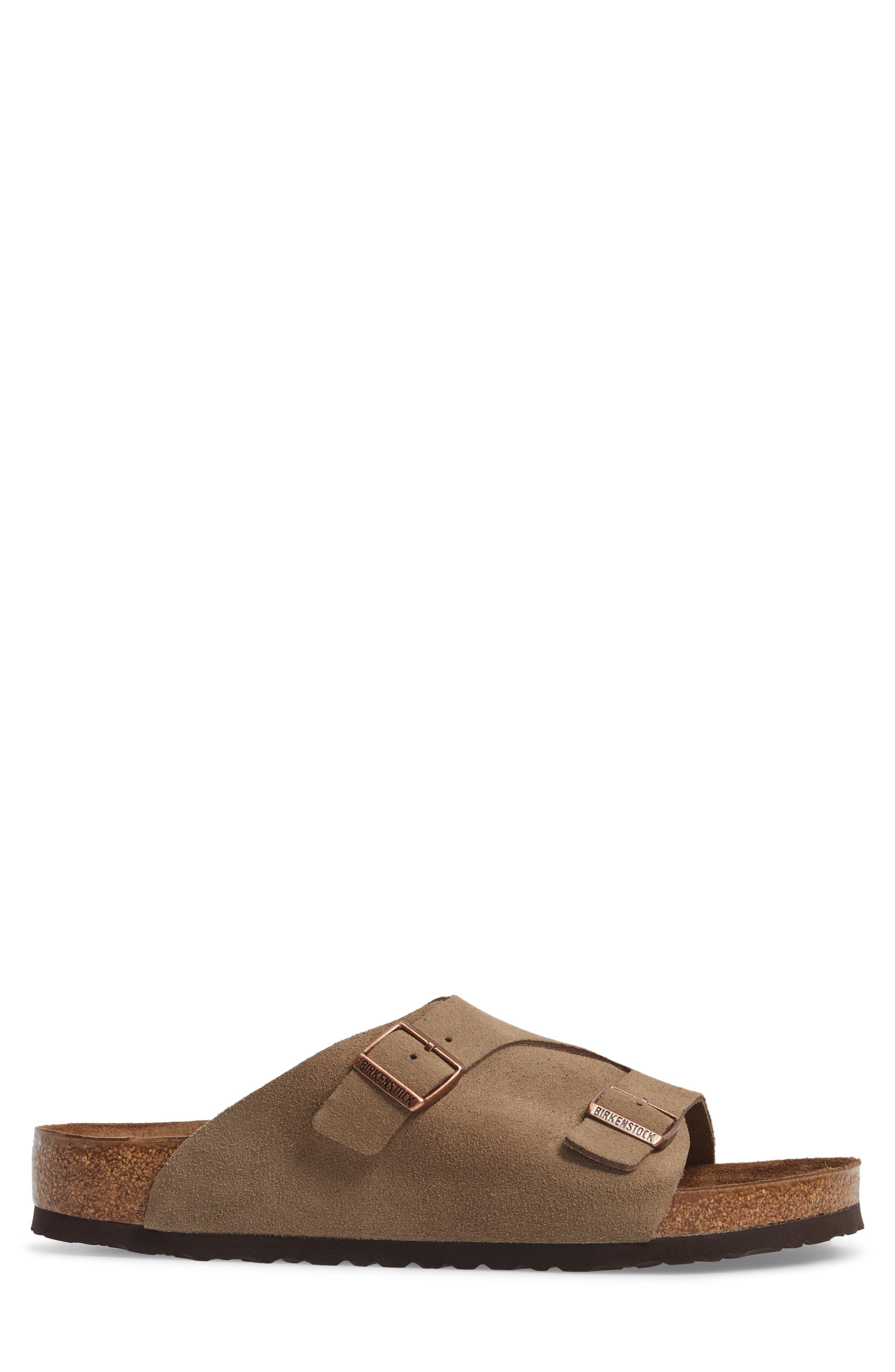 Alternate Image 3  - Birkenstock Zurich Slide Sandal (Men)