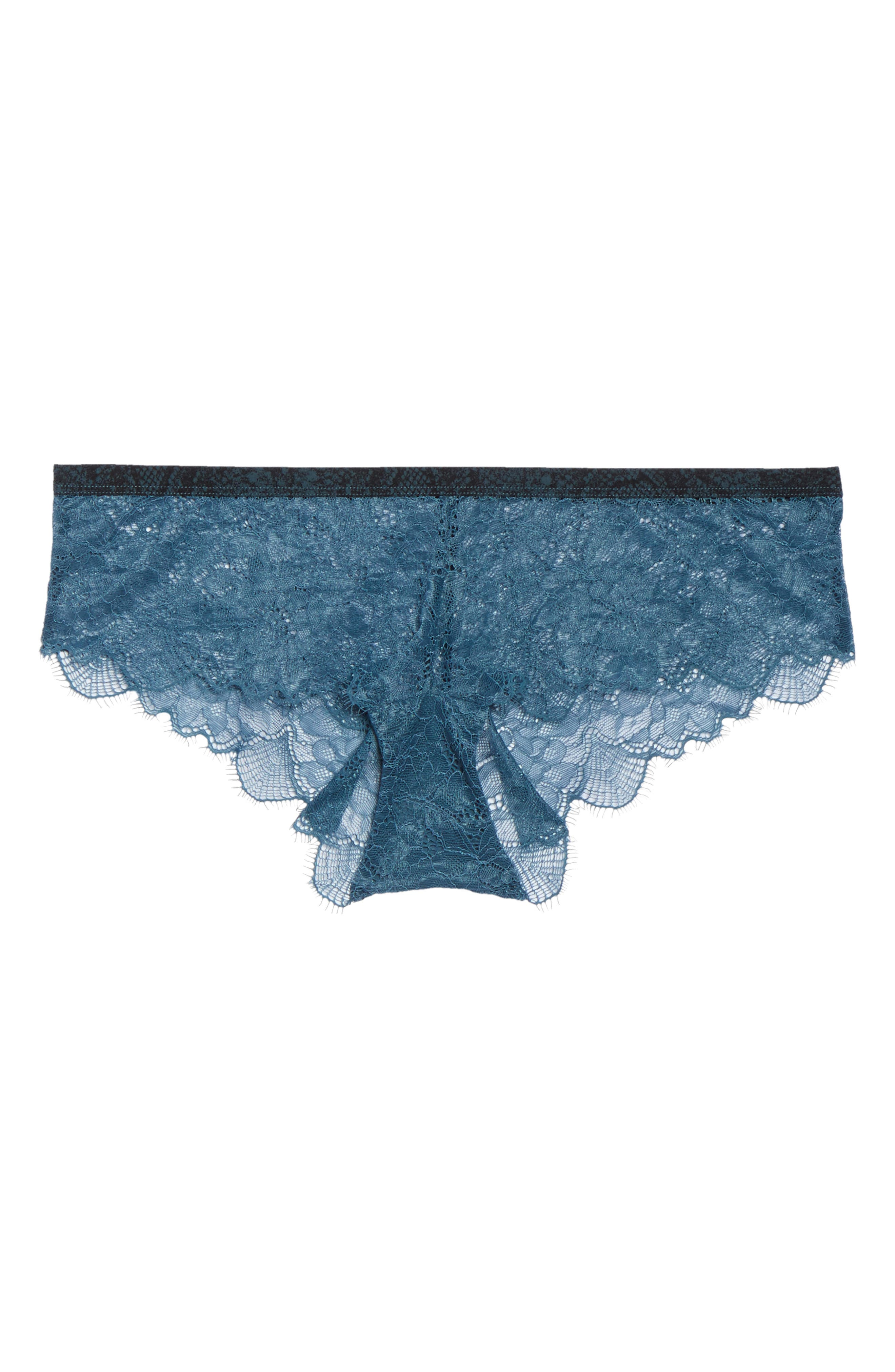Alternate Image 5  - Love Stories Dragonfly Lace Panties