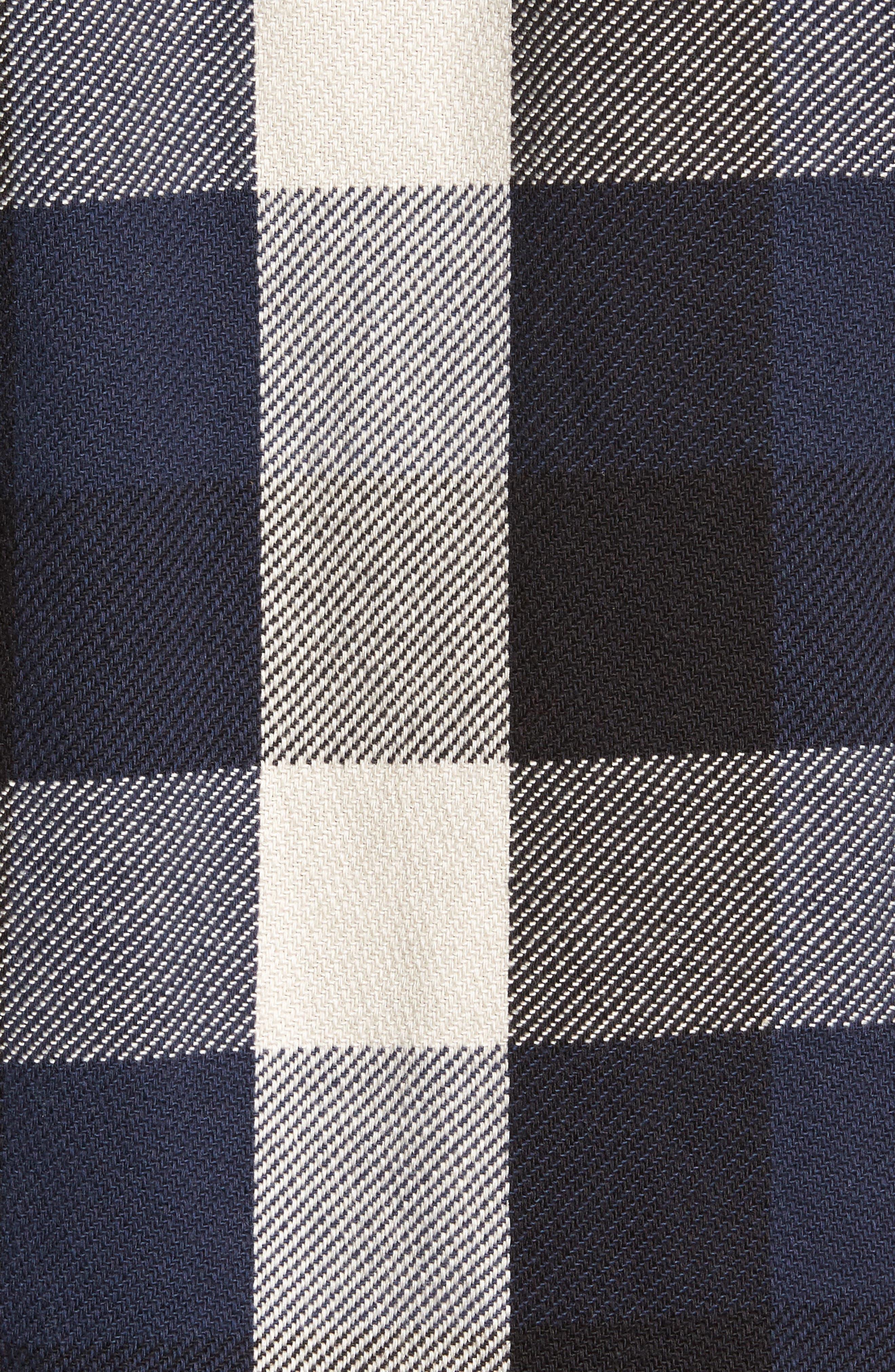 Alternate Image 5  - Levi's® 'Barstow' Denim Western Shirt
