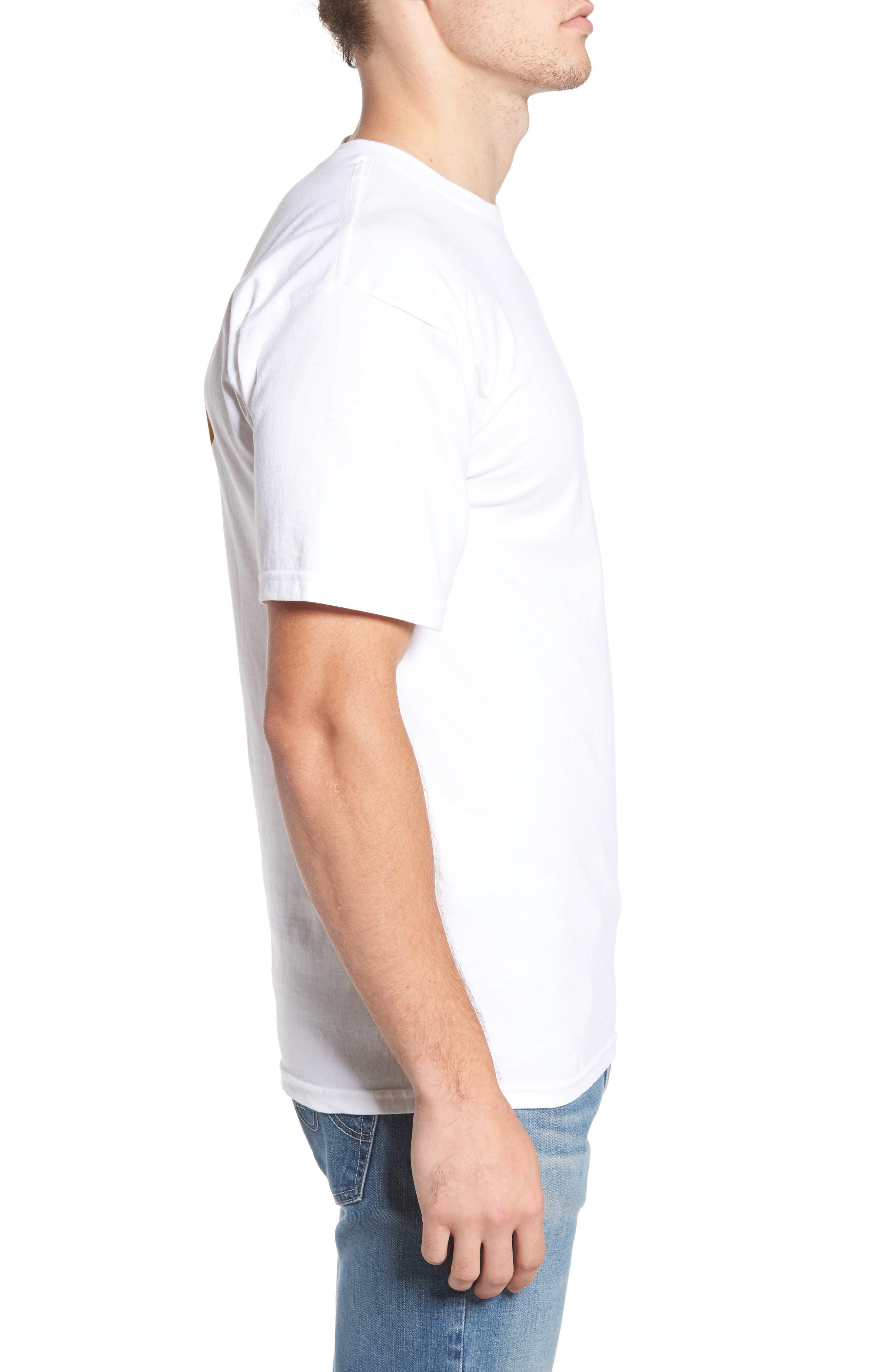Alternate Image 3  - Brixton Peabody Standard T-Shirt