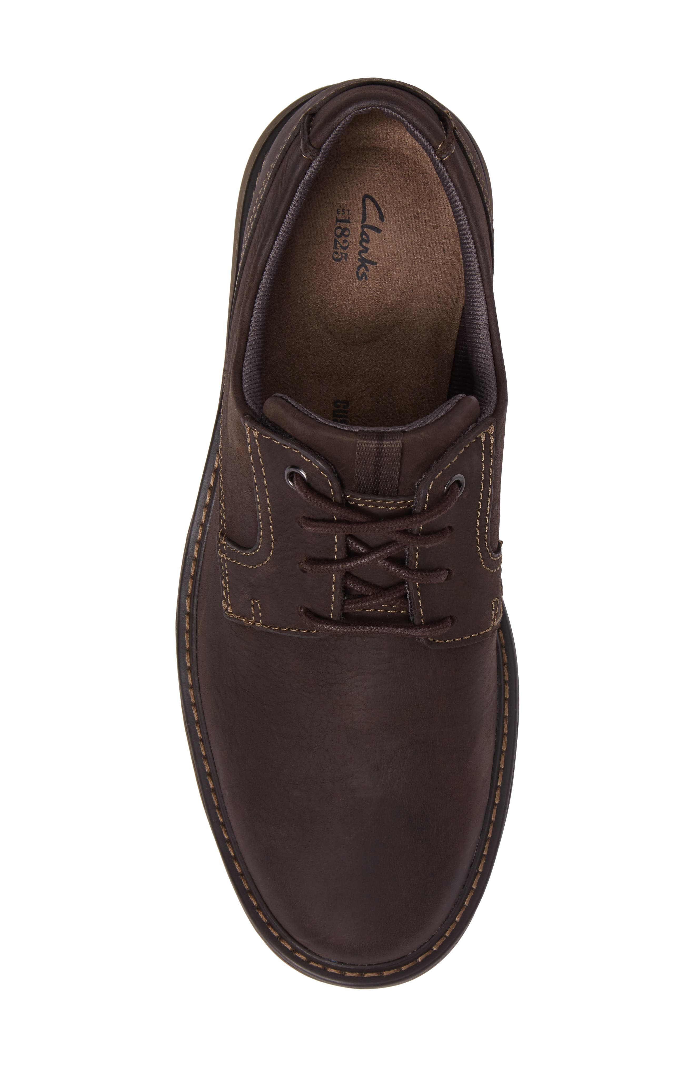 Alternate Image 5  - Clarks® Cushox Plain Toe Derby (Men)