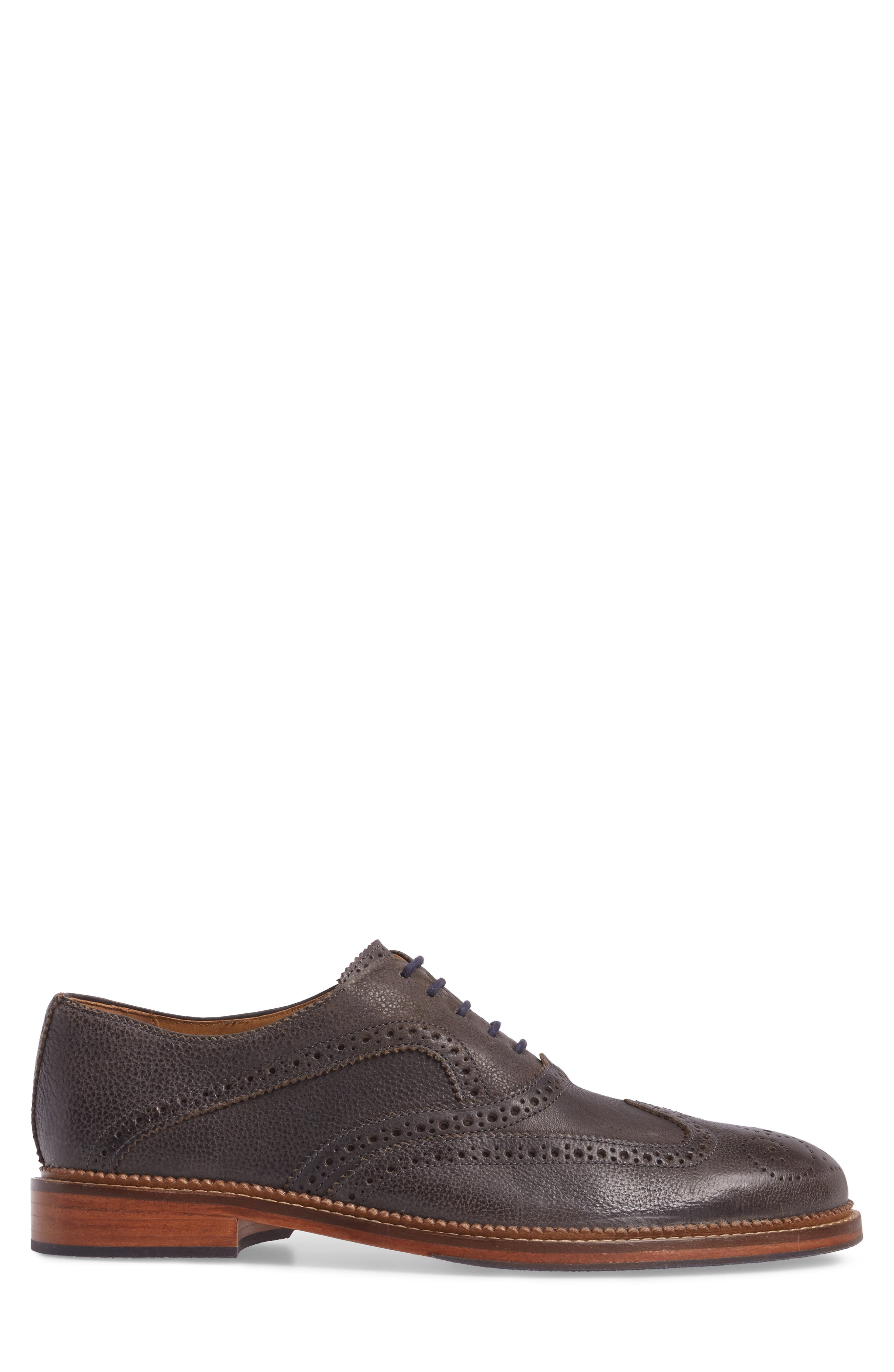 Alternate Image 3  - J SHOES Spencer Wingtip (Men)