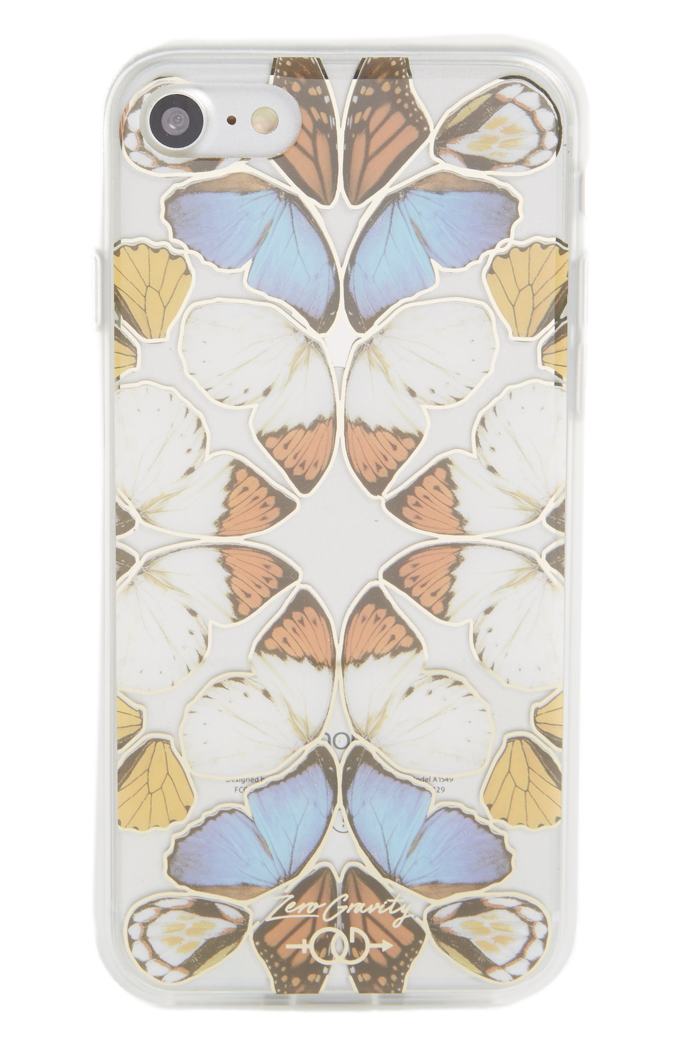 Reign iPhone 7/8 & 7/8 Plus Case,                             Main thumbnail 1, color,                             Blue