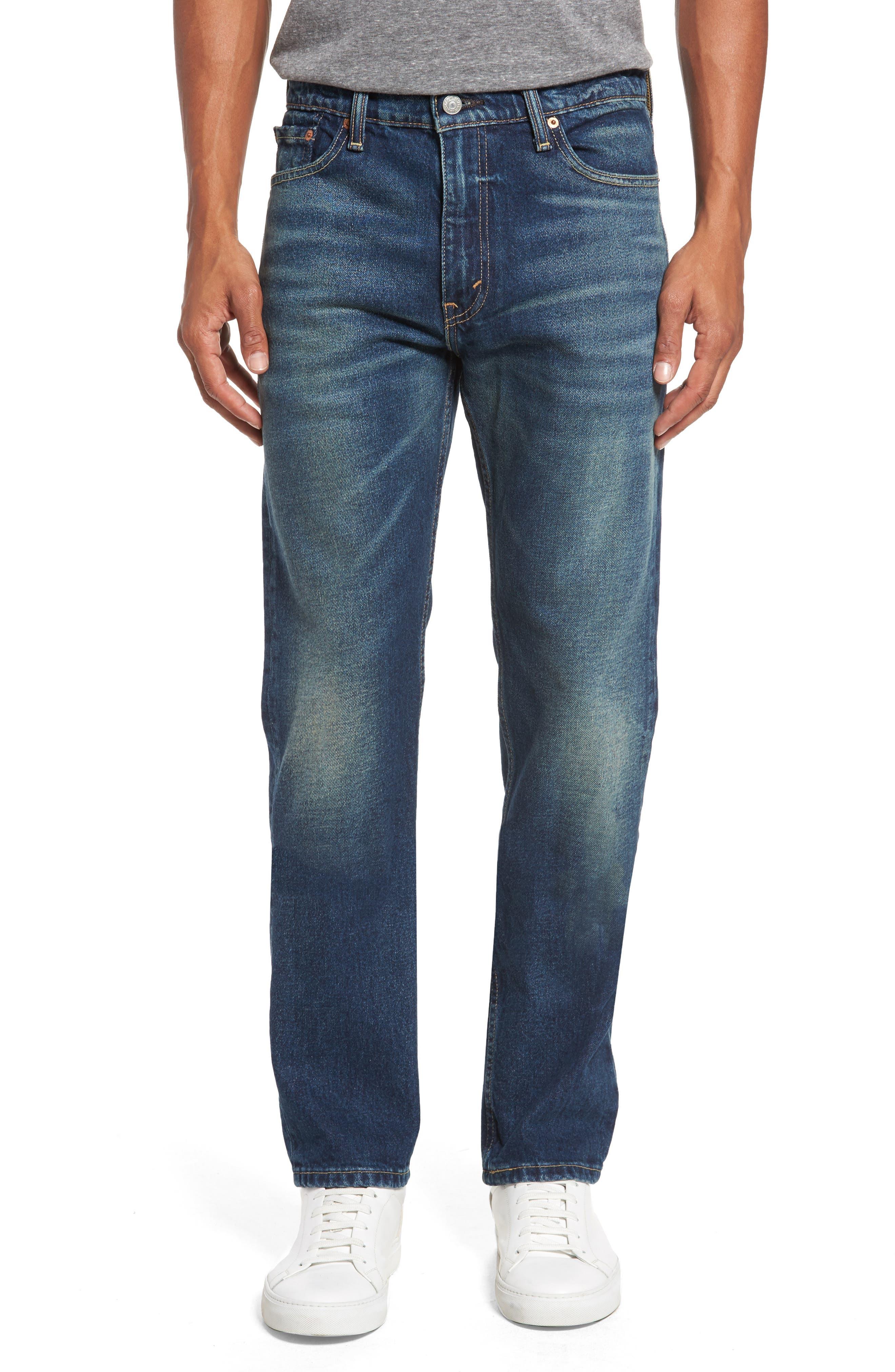 Levi's® 513™ Slim Straight Leg Jeans (Lemonhead)