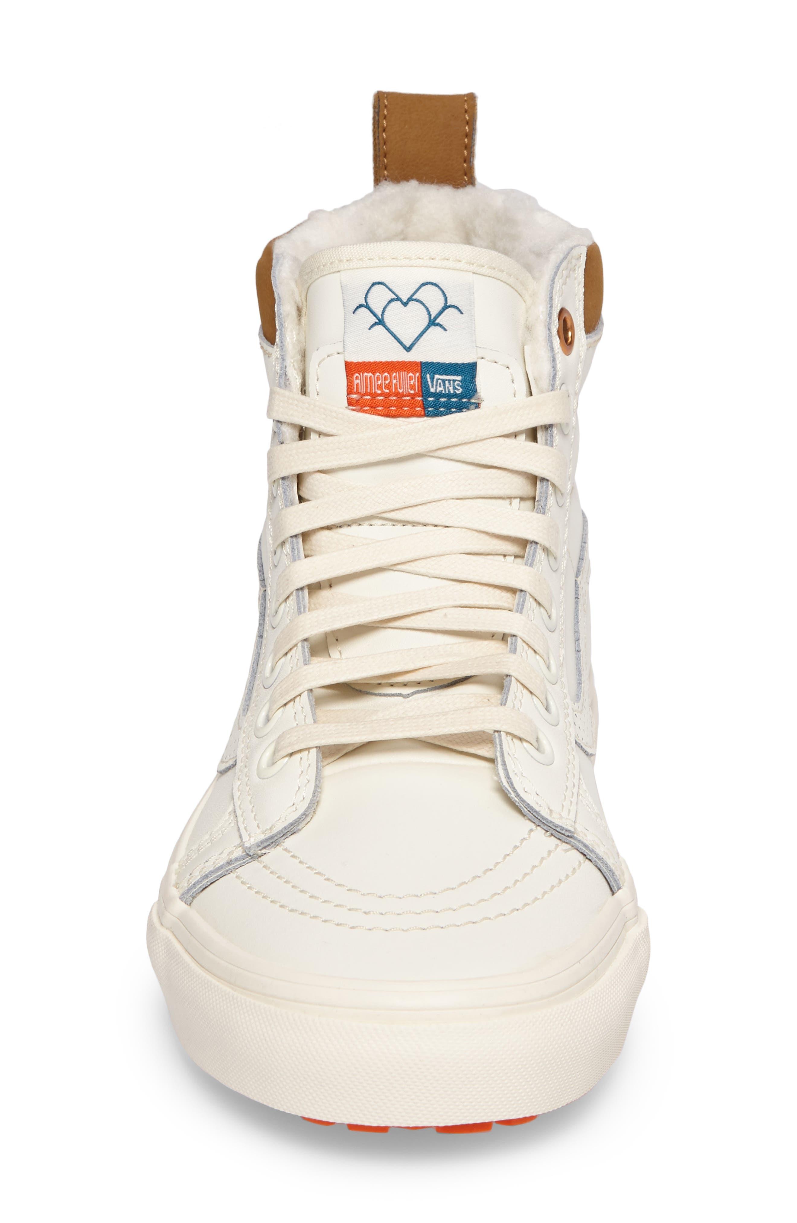 Alternate Image 4  - Vans Sk-8 Hi MTE Sneaker (Women)