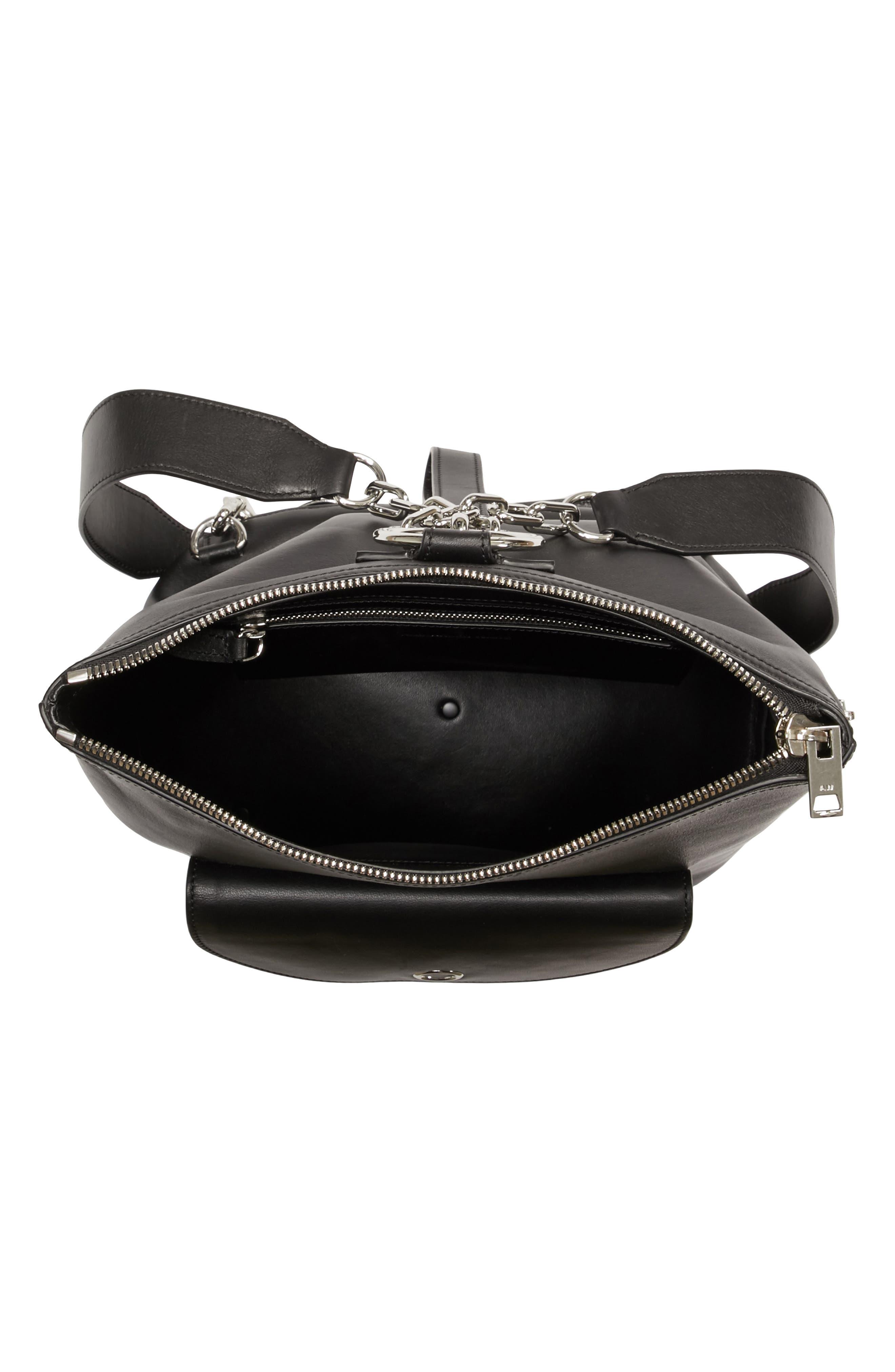 Alternate Image 4  - Alexander Wang Ace Leather Backpack