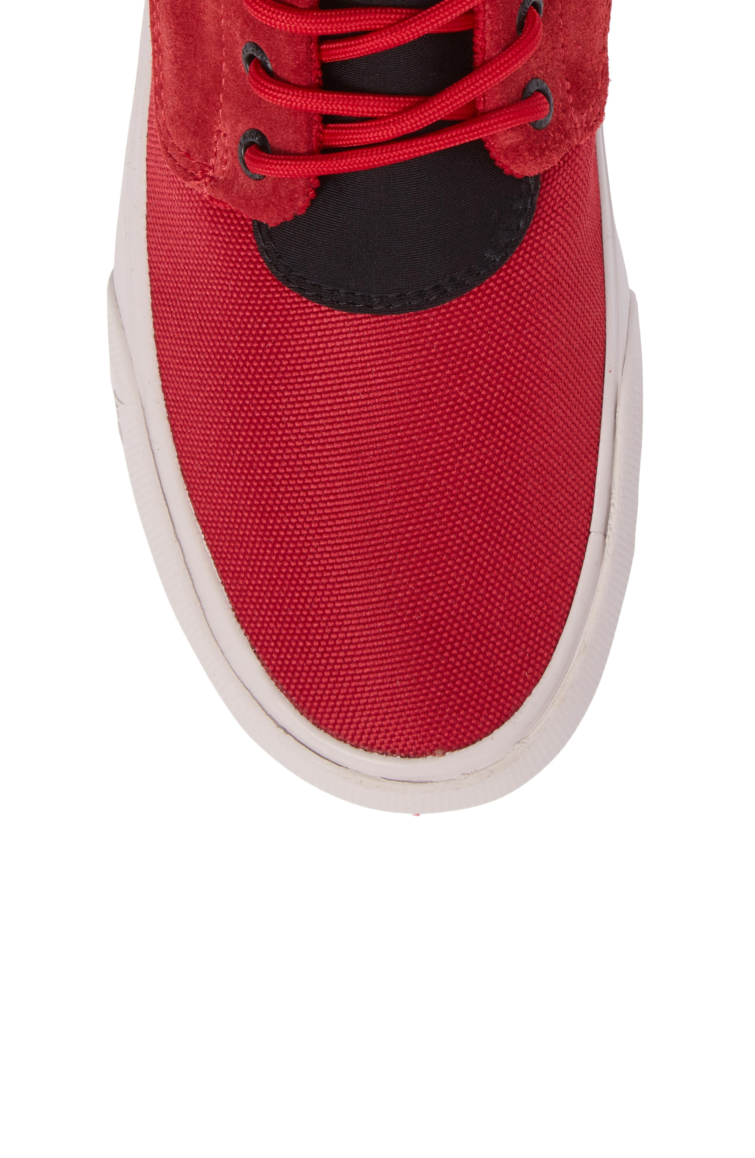 Cutwater Sneaker,                             Alternate thumbnail 5, color,                             Red