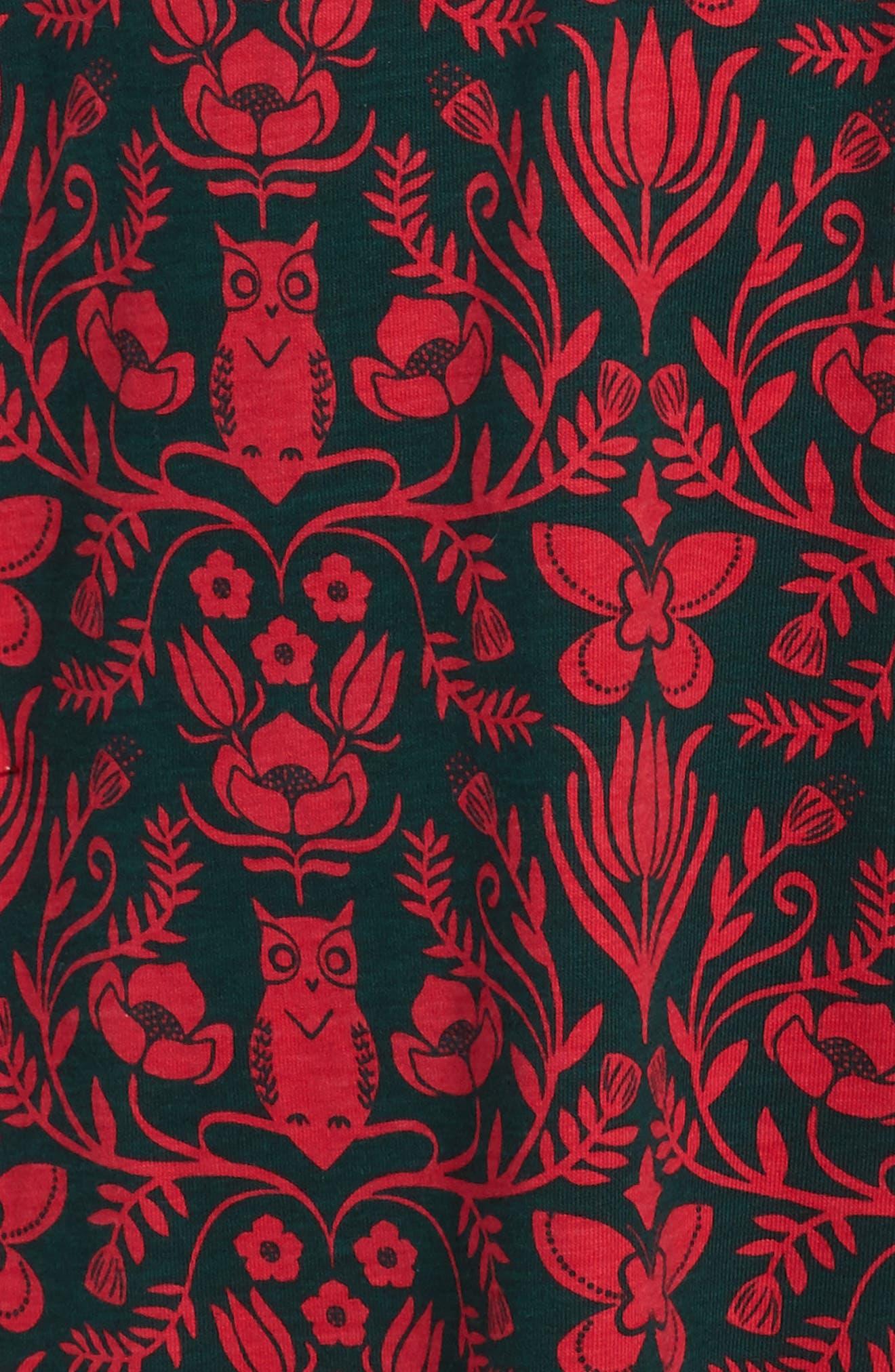 Alternate Image 3  - Tea Collection McKenna Flutter Dress (Toddler Girls, Little Girls & Big Girls)