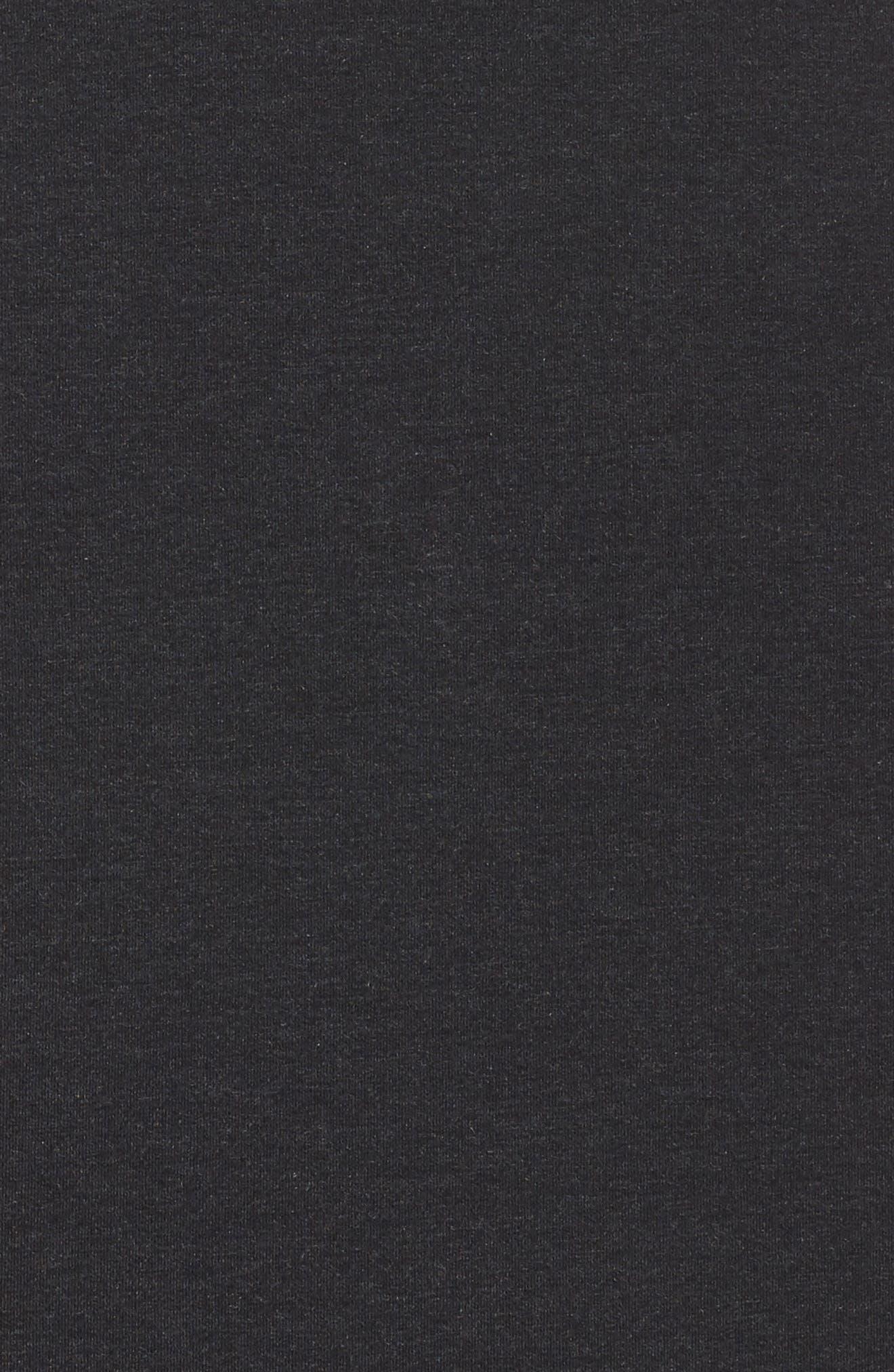 24/7 Luxe Vest,                             Alternate thumbnail 6, color,                             Bk