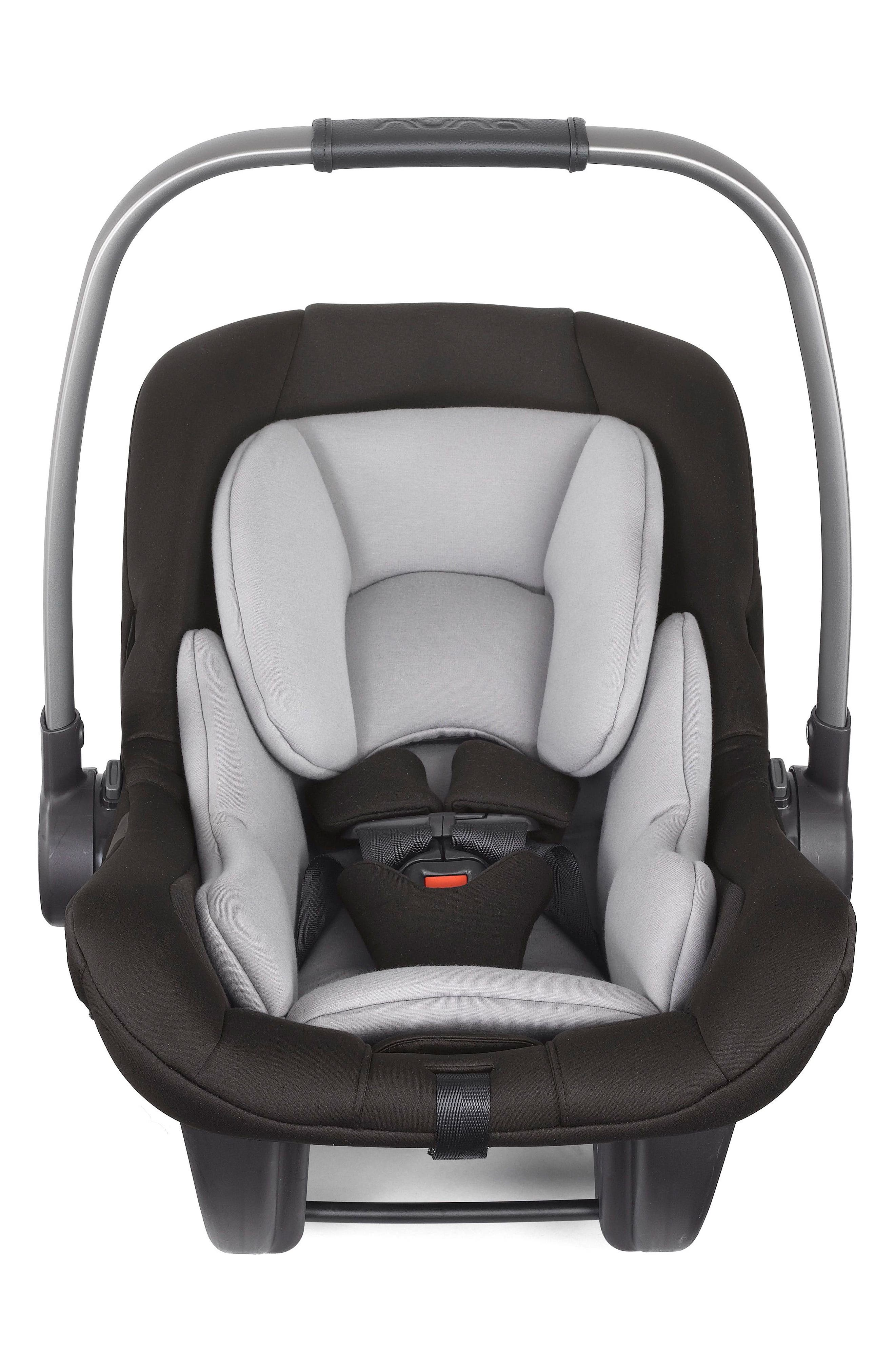 2017 PIPA<sup>™</sup> Lite LX Infant Car Seat & Base,                             Alternate thumbnail 3, color,                             Caviar