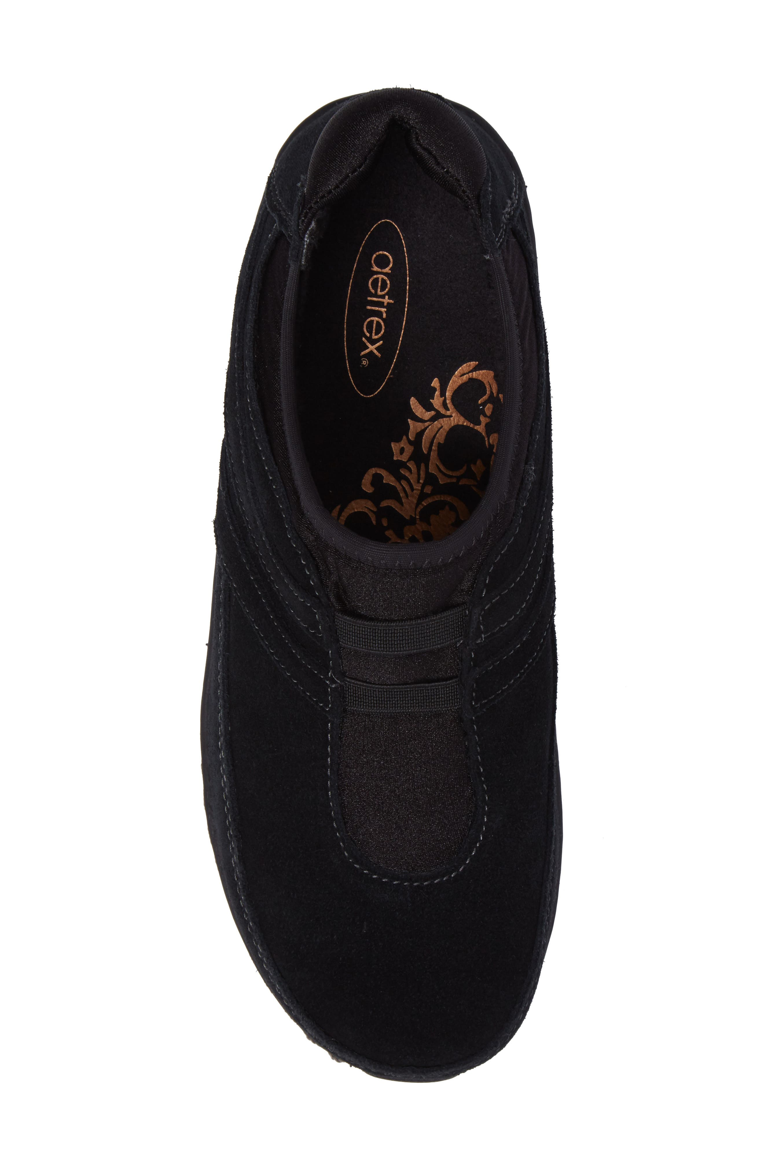 Alternate Image 5  - Aetrex Berries Slip-On Sneaker (Women)
