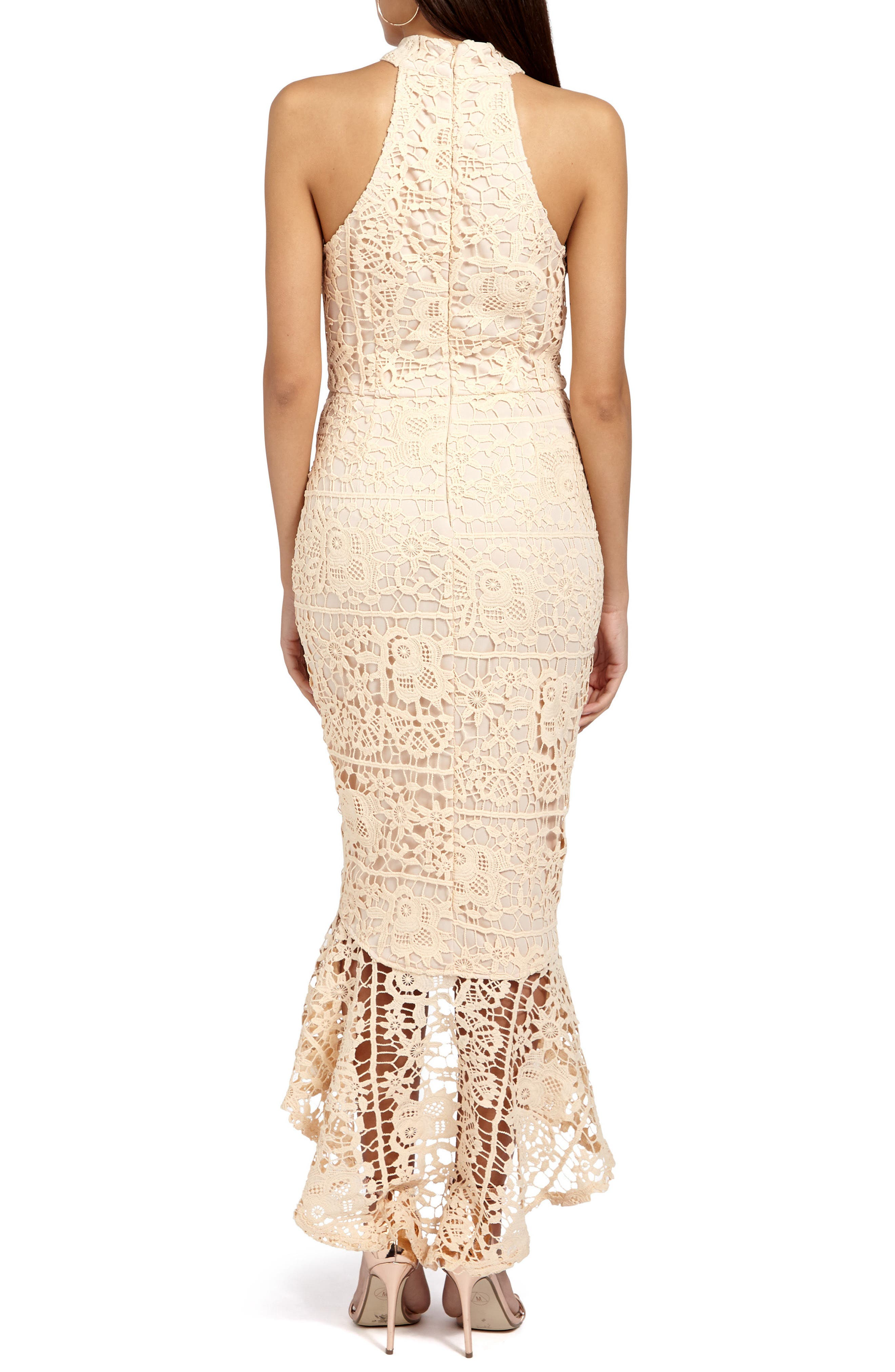 Alternate Image 2  - Missguided Lace Body-Con Dress