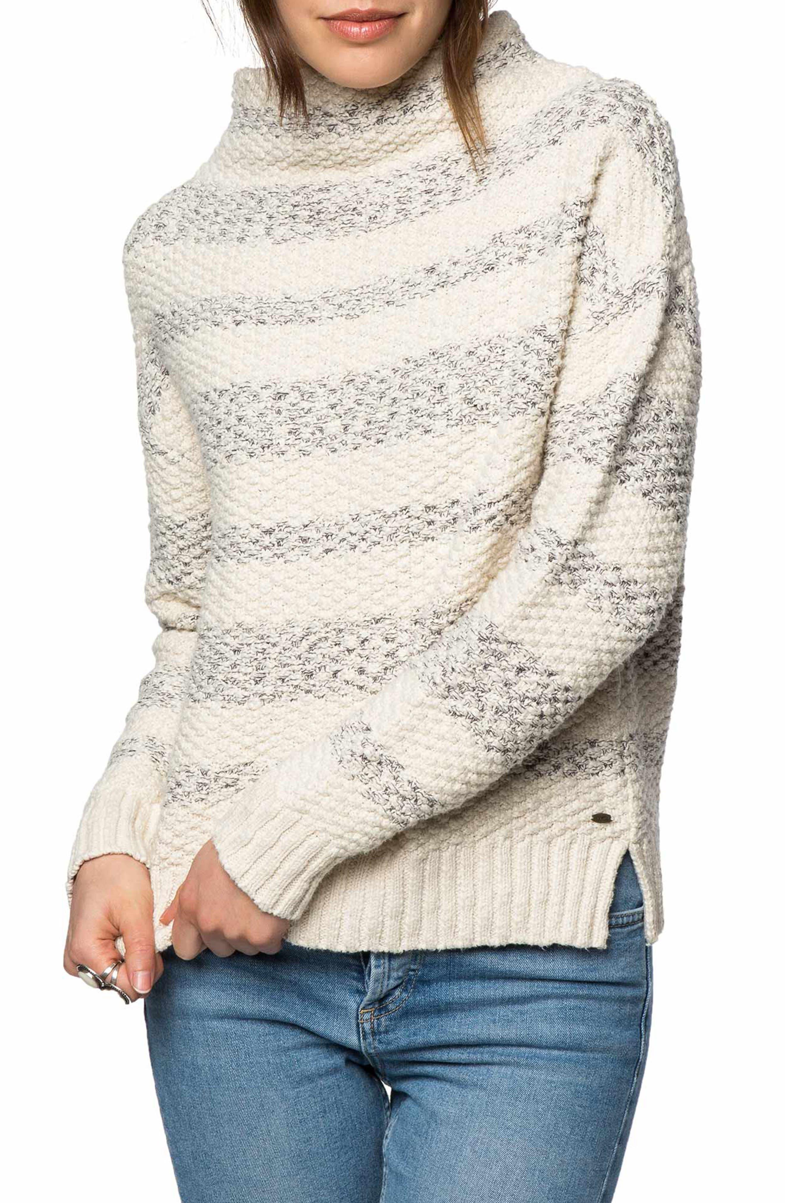 O'Neill Livie Funnel Neck Sweater