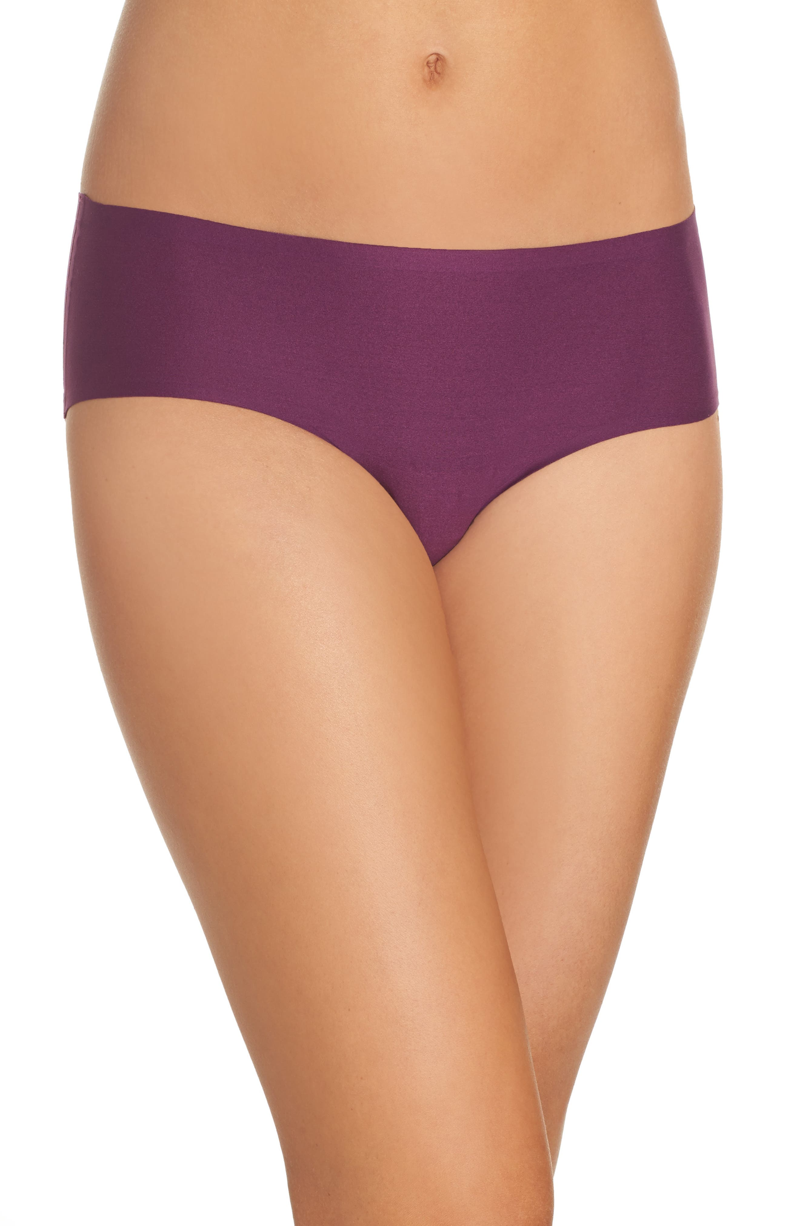 Main Image - Chantelle Intimates Soft Stretch Seamless Hipster Panties