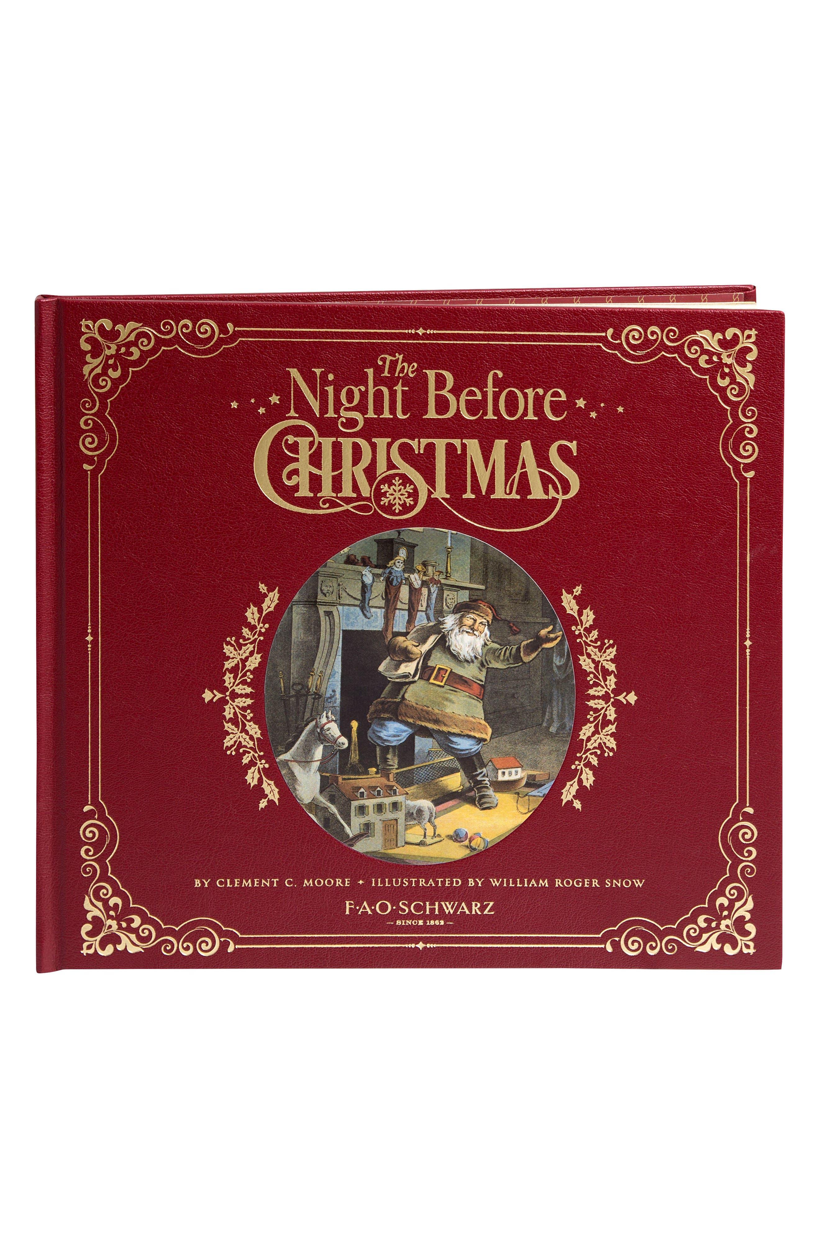u0026 39 the night before christmas u0026 39  book