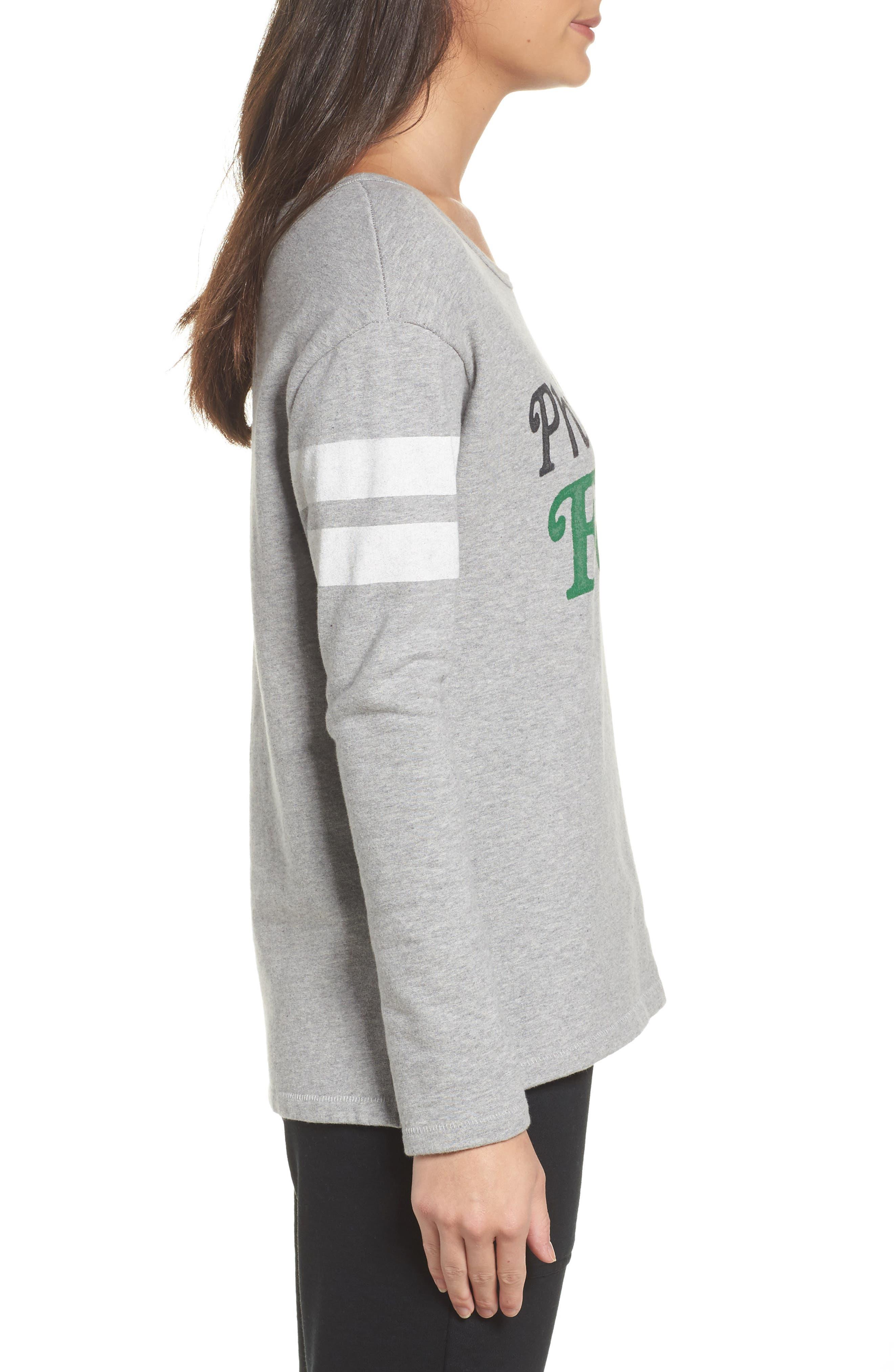 Alternate Image 3  - Junk Food NFL Philadelphia Eagles Champion Sweatshirt