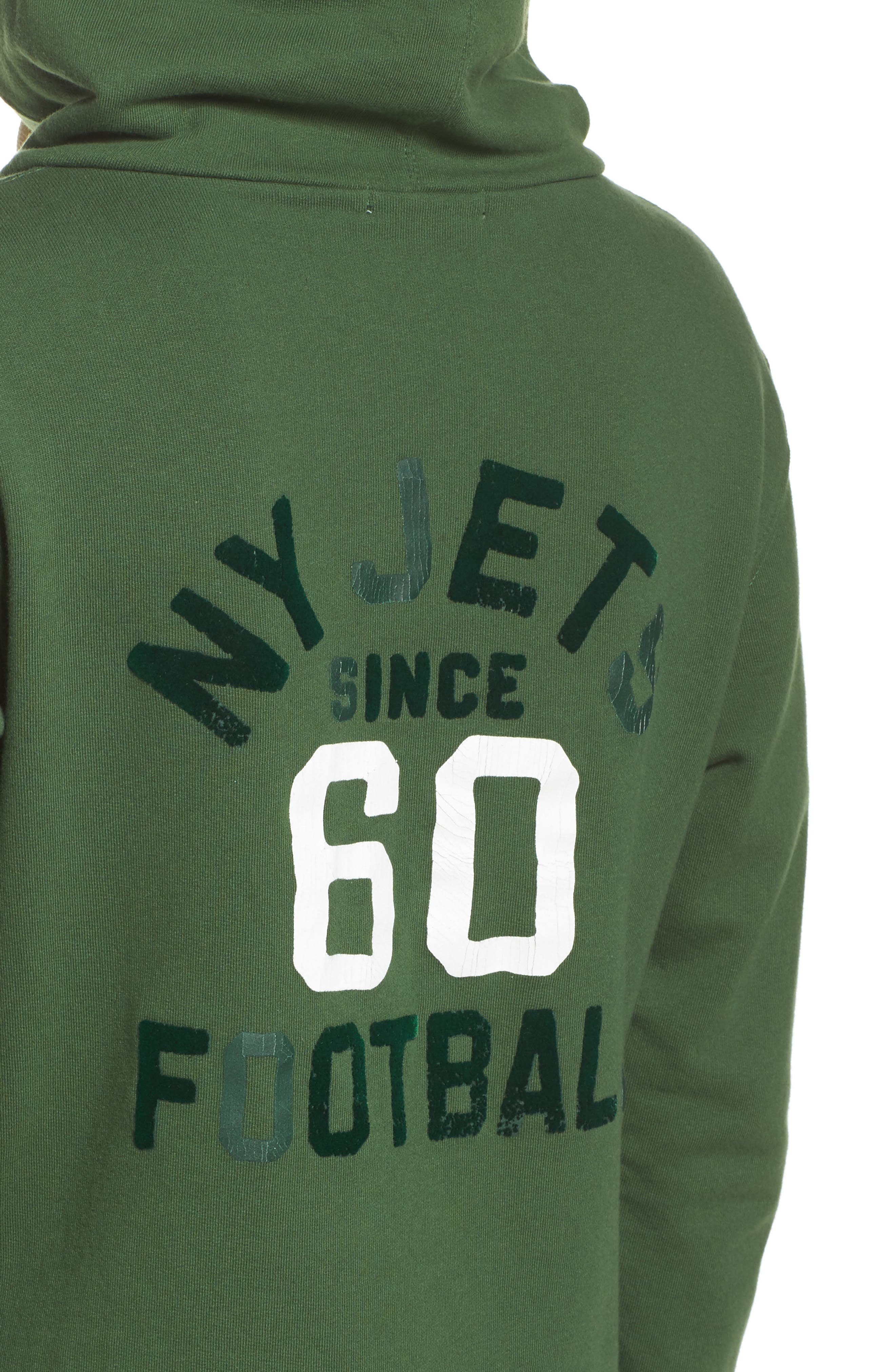 Alternate Image 5  - Junk Food NFL New York Jets Sunday Hoodie
