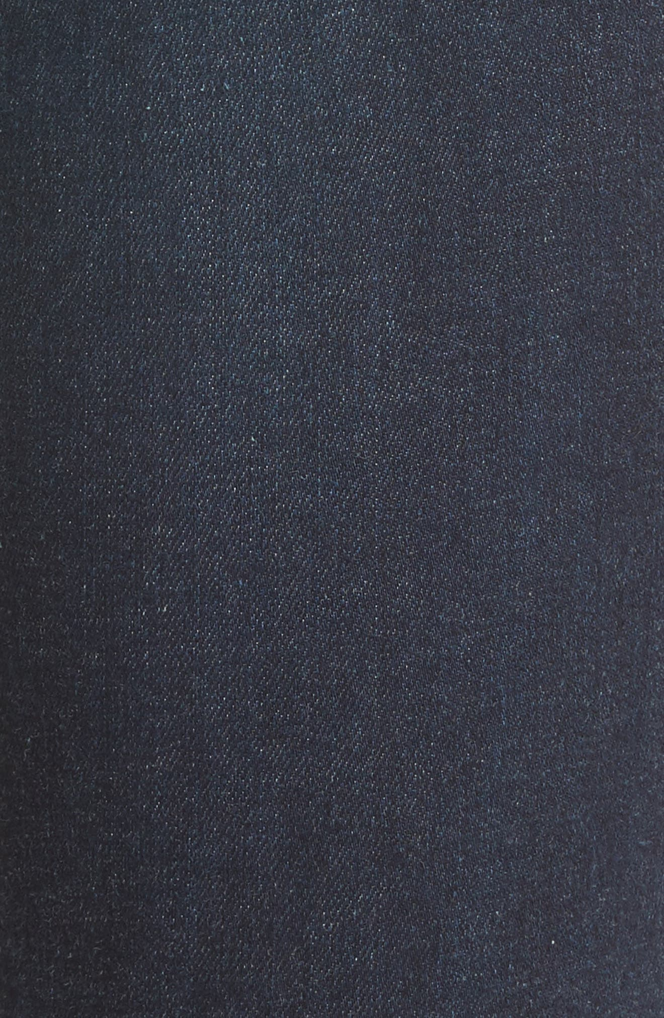 Alternate Image 5  - AG The Legging Ankle Jeans (Emanate)