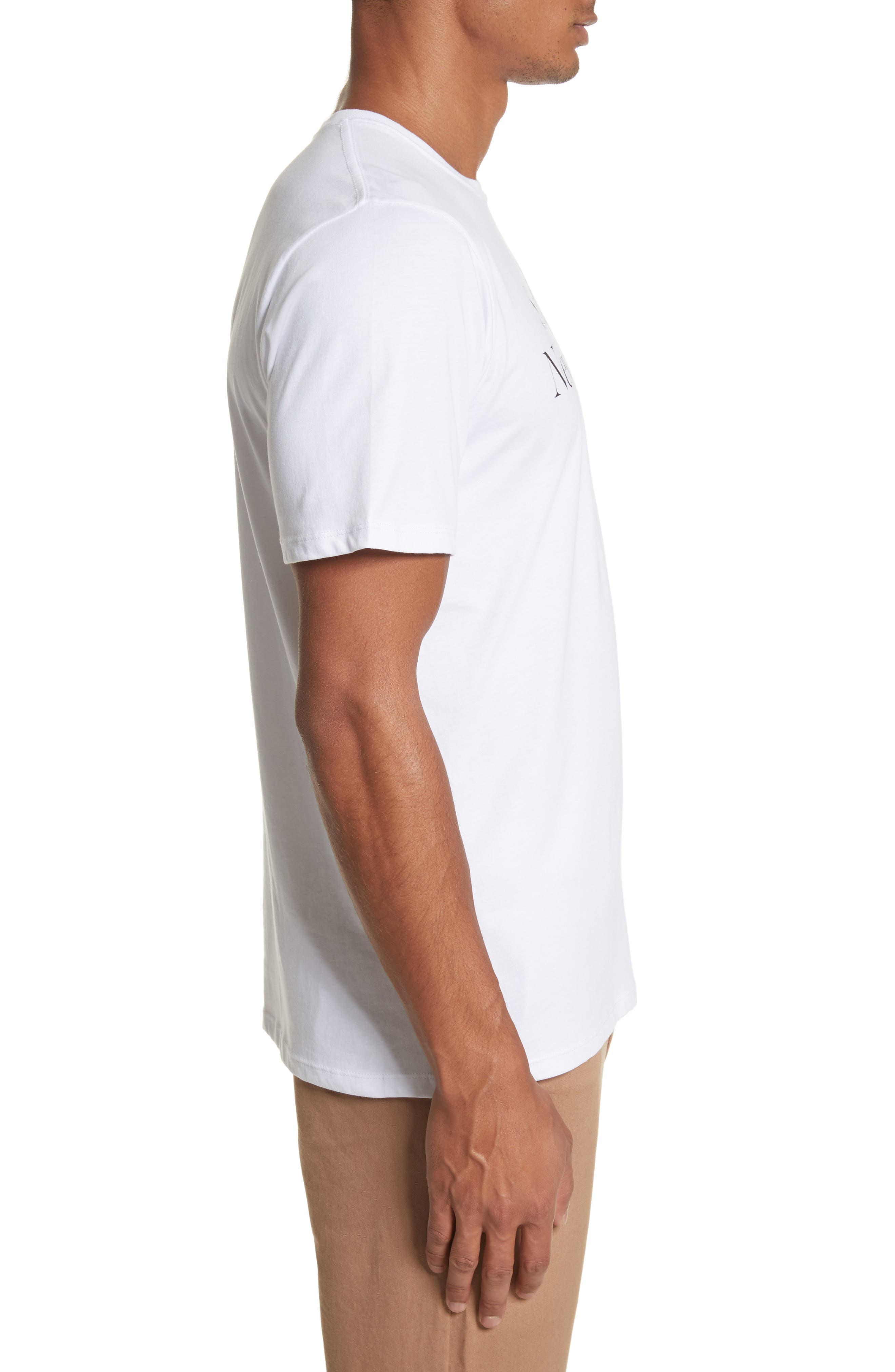 Alternate Image 3  - Saturdays NYC Miller Graphic T-Shirt