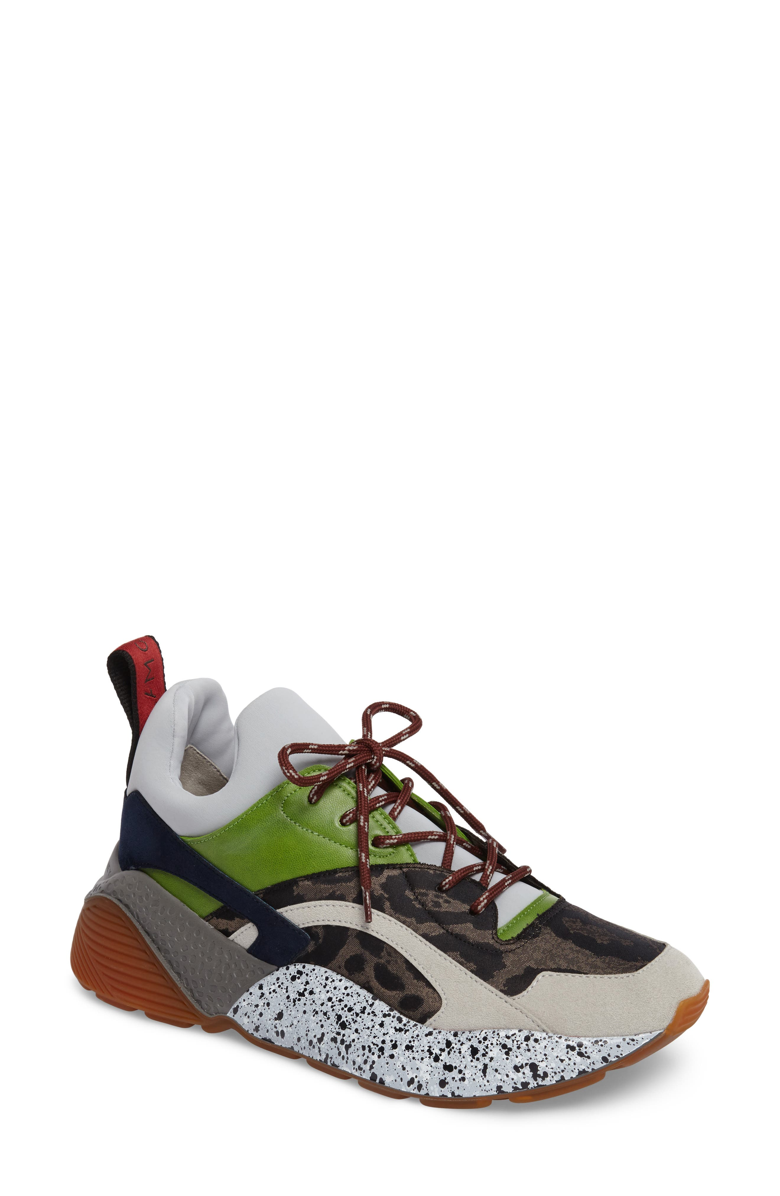 Eclypse Sneaker,                             Main thumbnail 1, color,                             Grey Multi