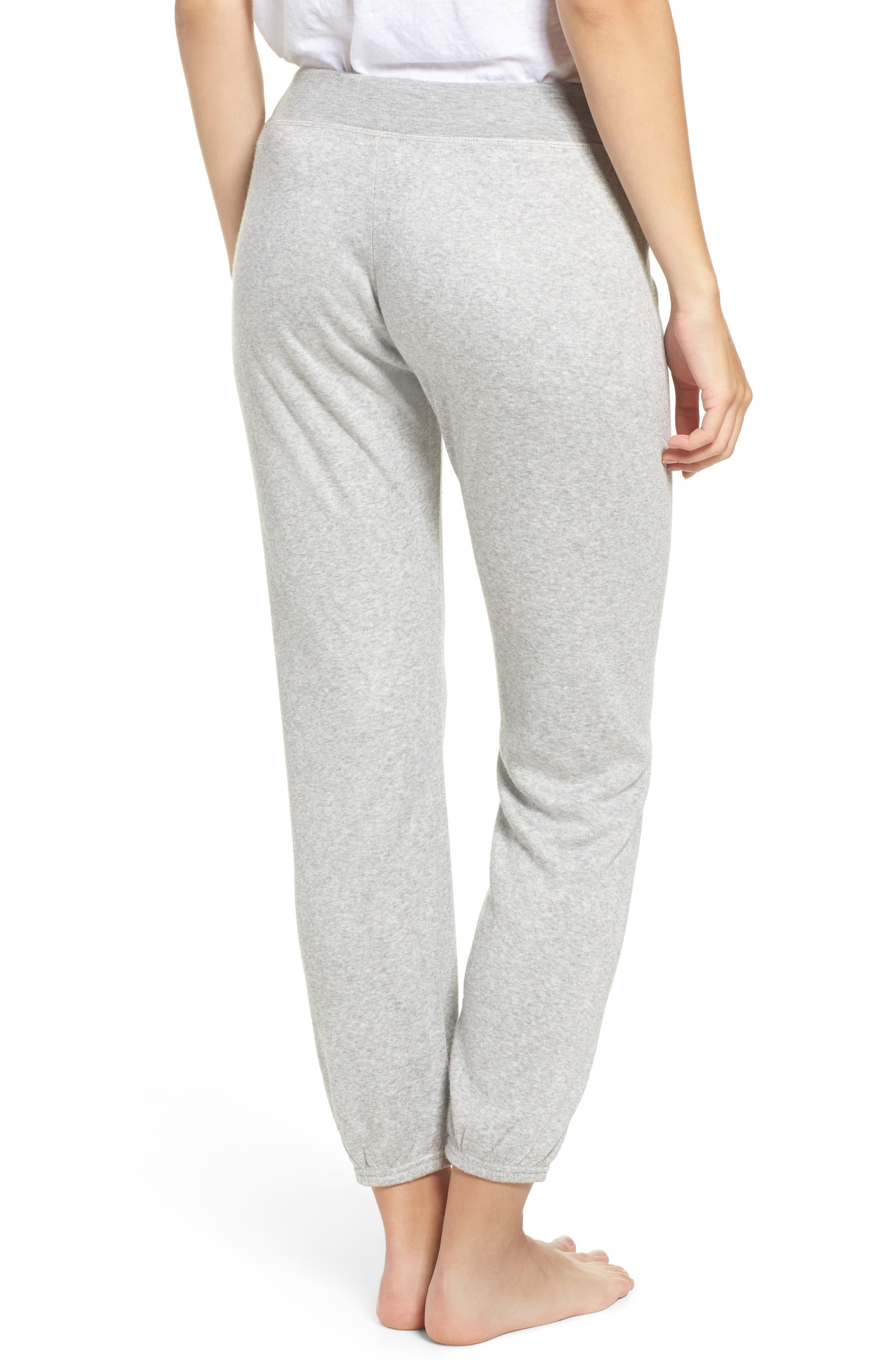 Alternate Image 2  - Make + Model Dreamy Fleece Jogger Pants