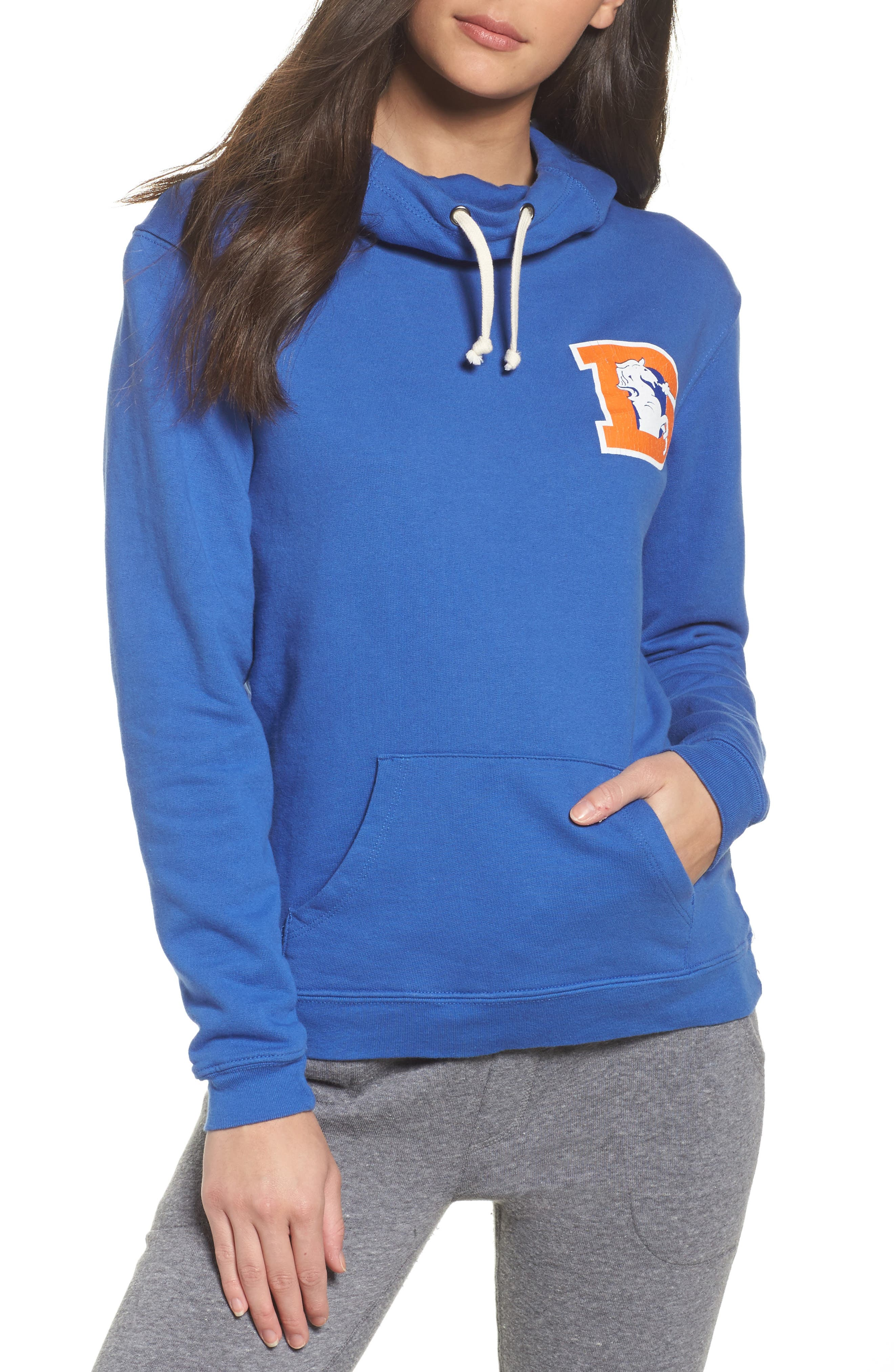 Junk Food NFL Denver Broncos Sunday Hoodie