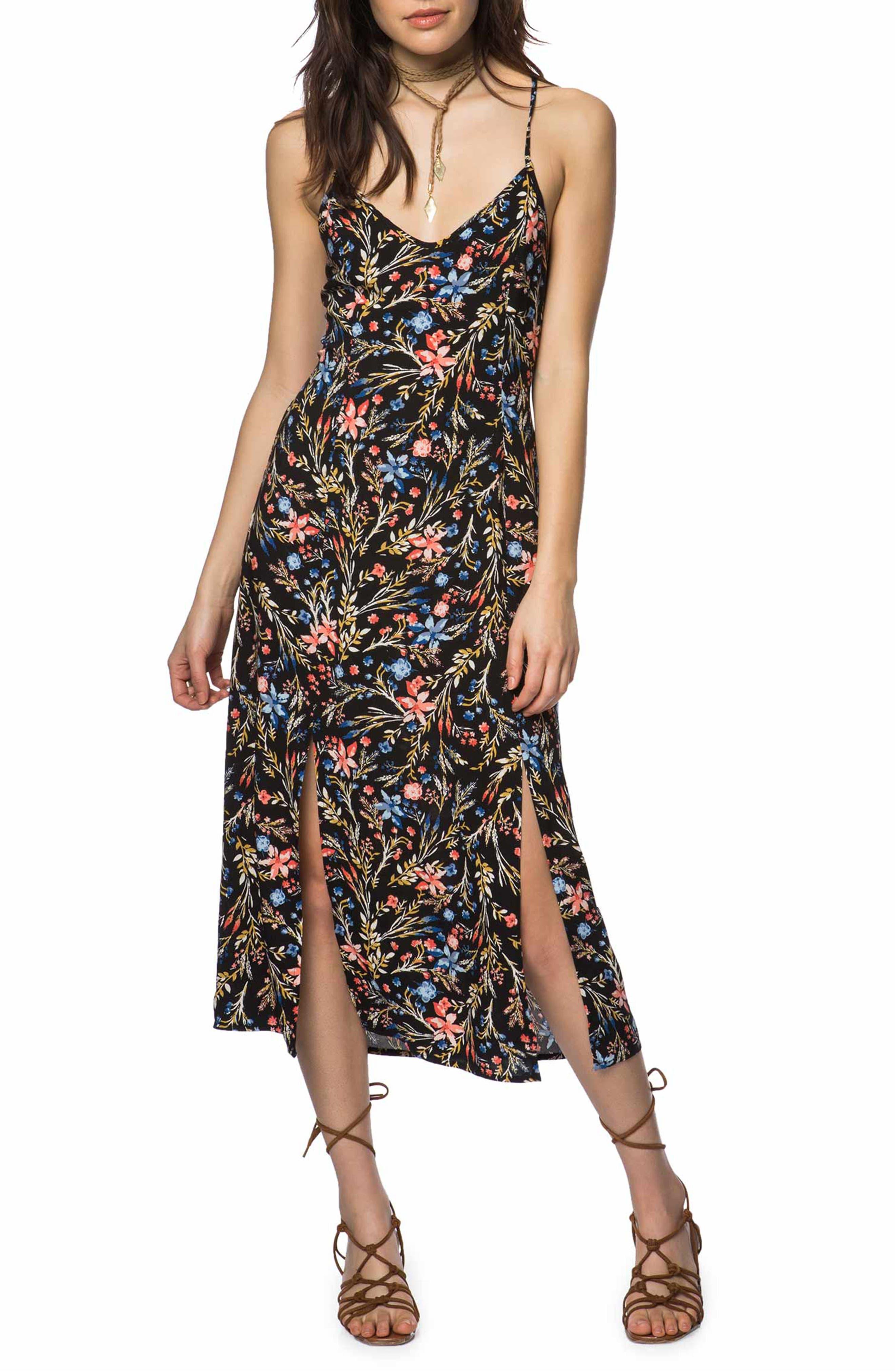 O'Neill Kyla Midi Dress