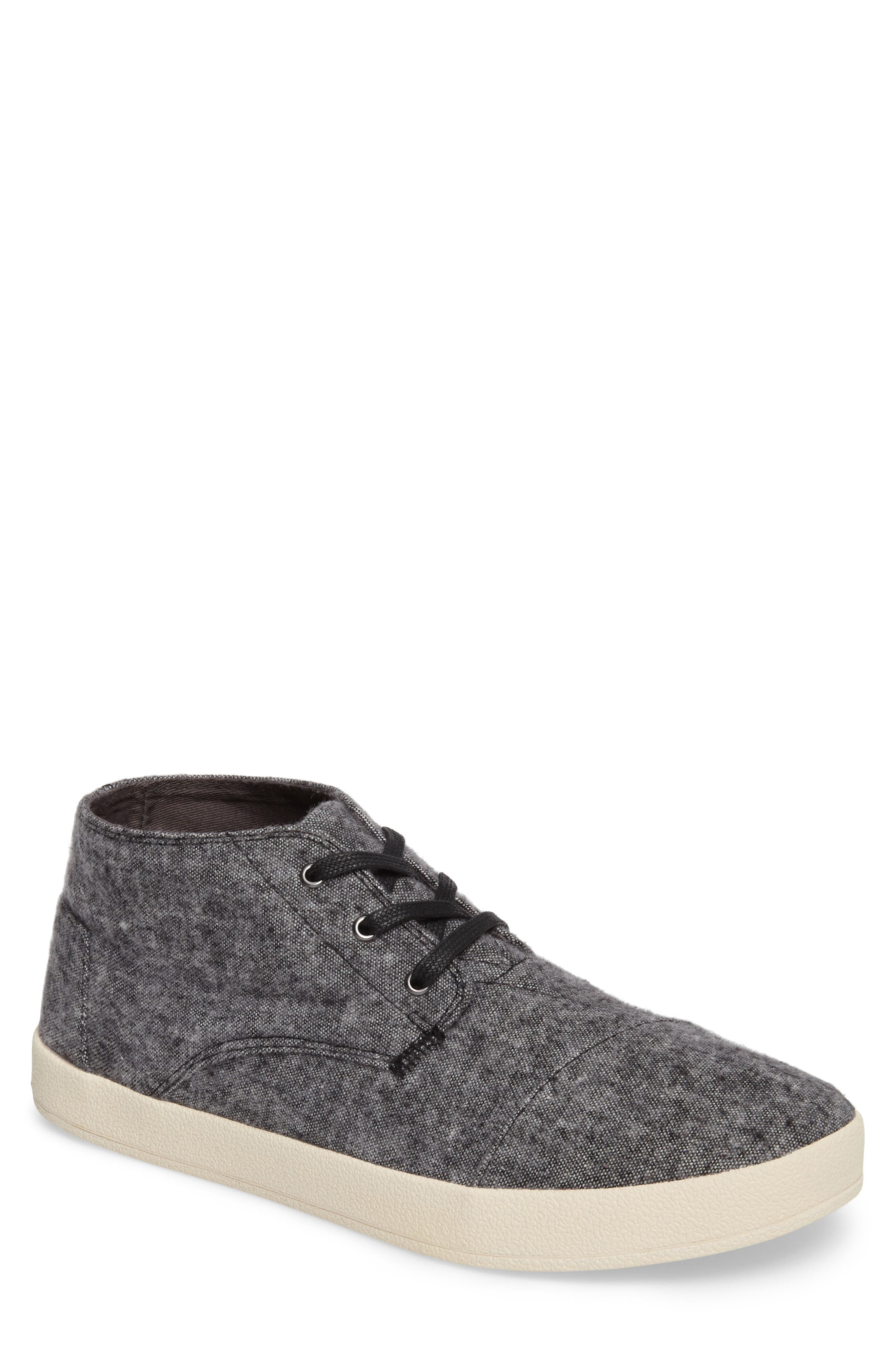 Alternate Image 1 Selected - TOMS 'Paseo Mid' Sneaker (Men)
