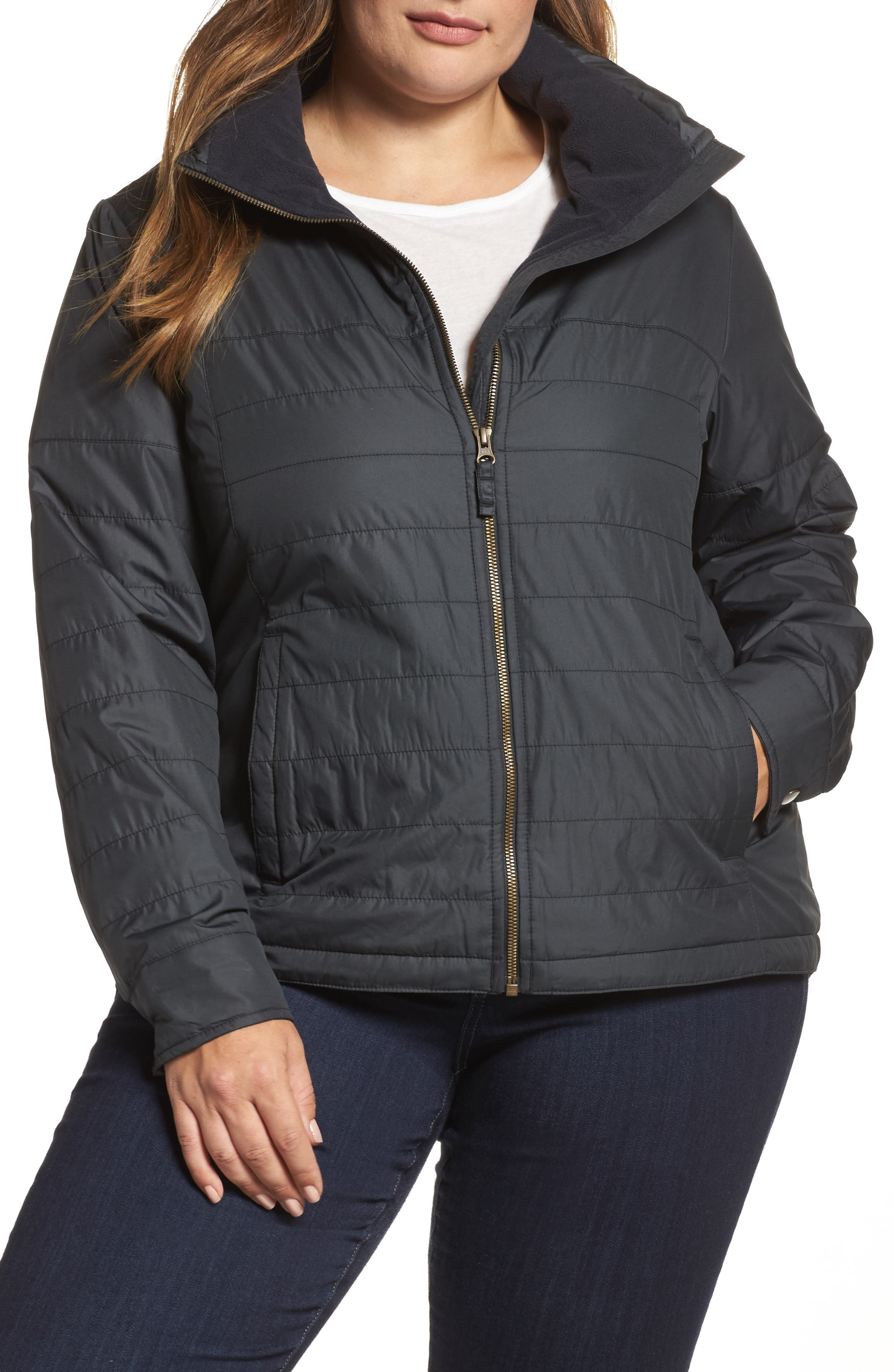 Columbia Shining Light Quilted Jacket (Plus Size)