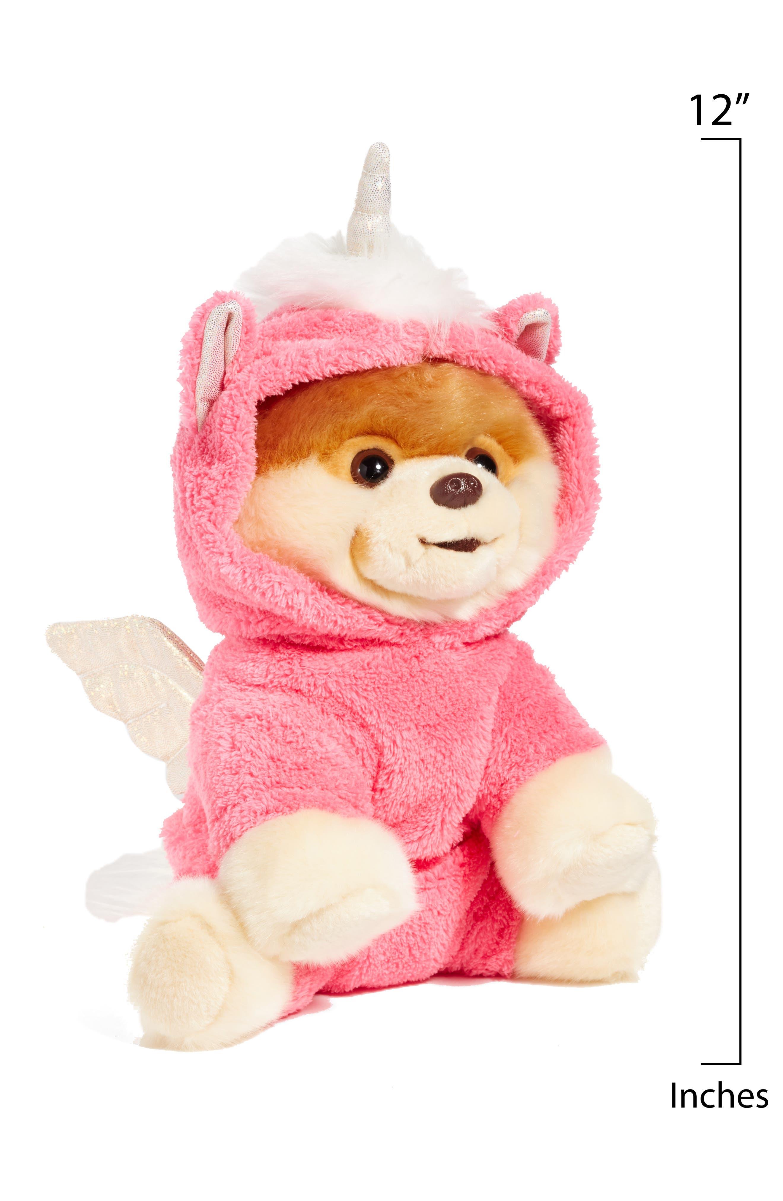 Pegasus Boo Stuffed Animal,                             Alternate thumbnail 2, color,                             Pink