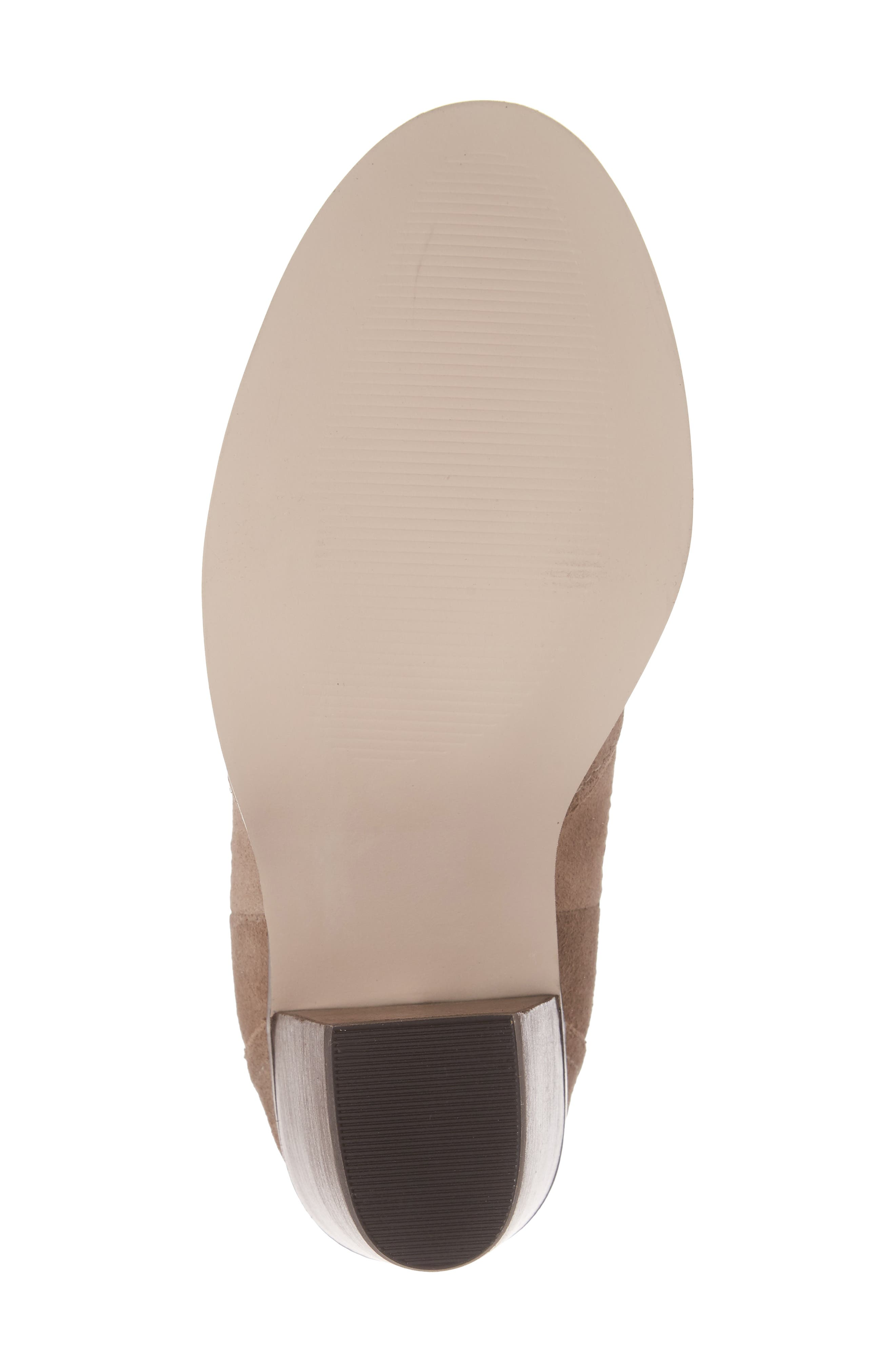 Harbor Bootie,                             Alternate thumbnail 6, color,                             Taupe