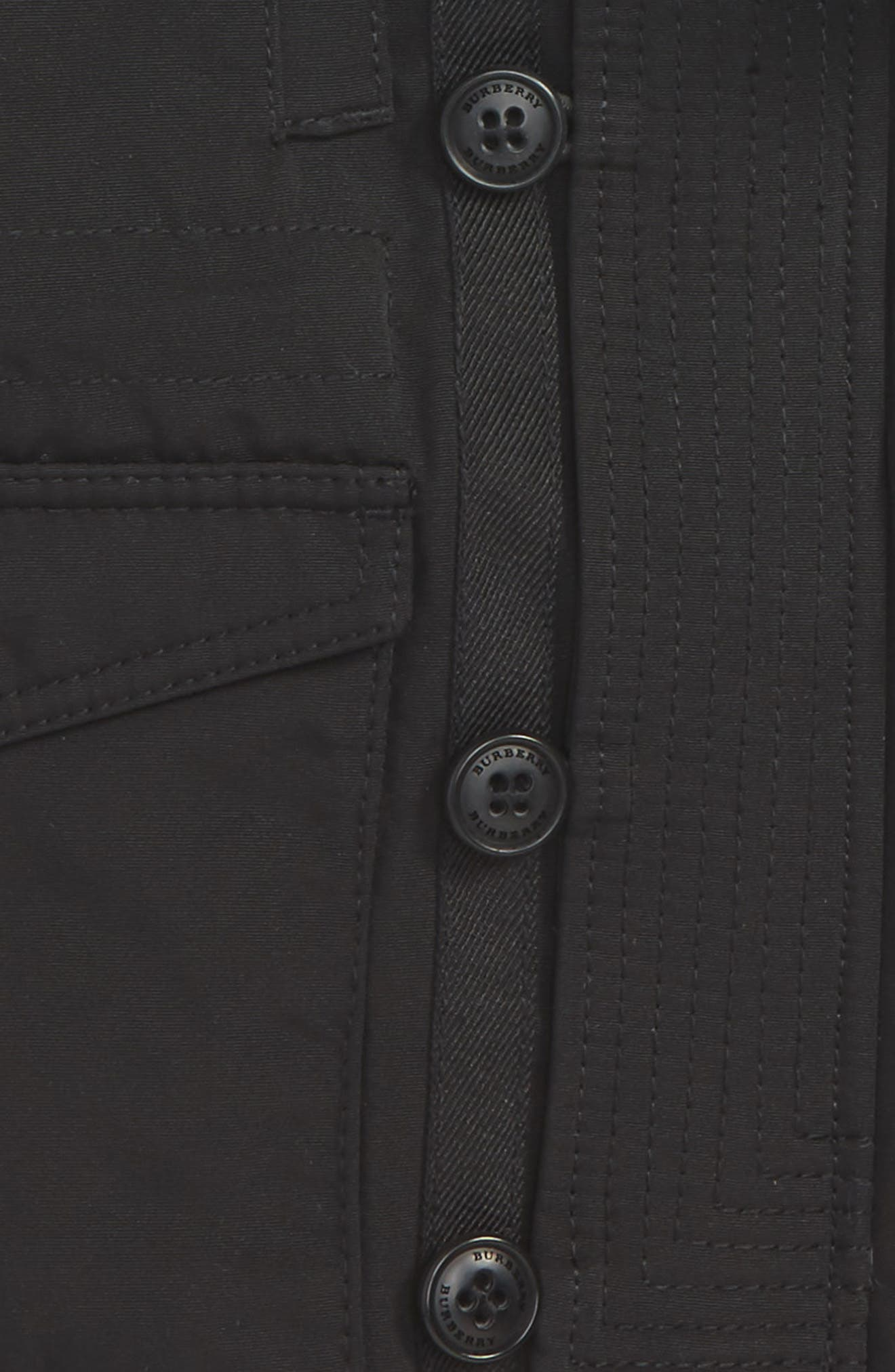 Alternate Image 2  - Burberry Mini Elliott Down Jacket (Baby)