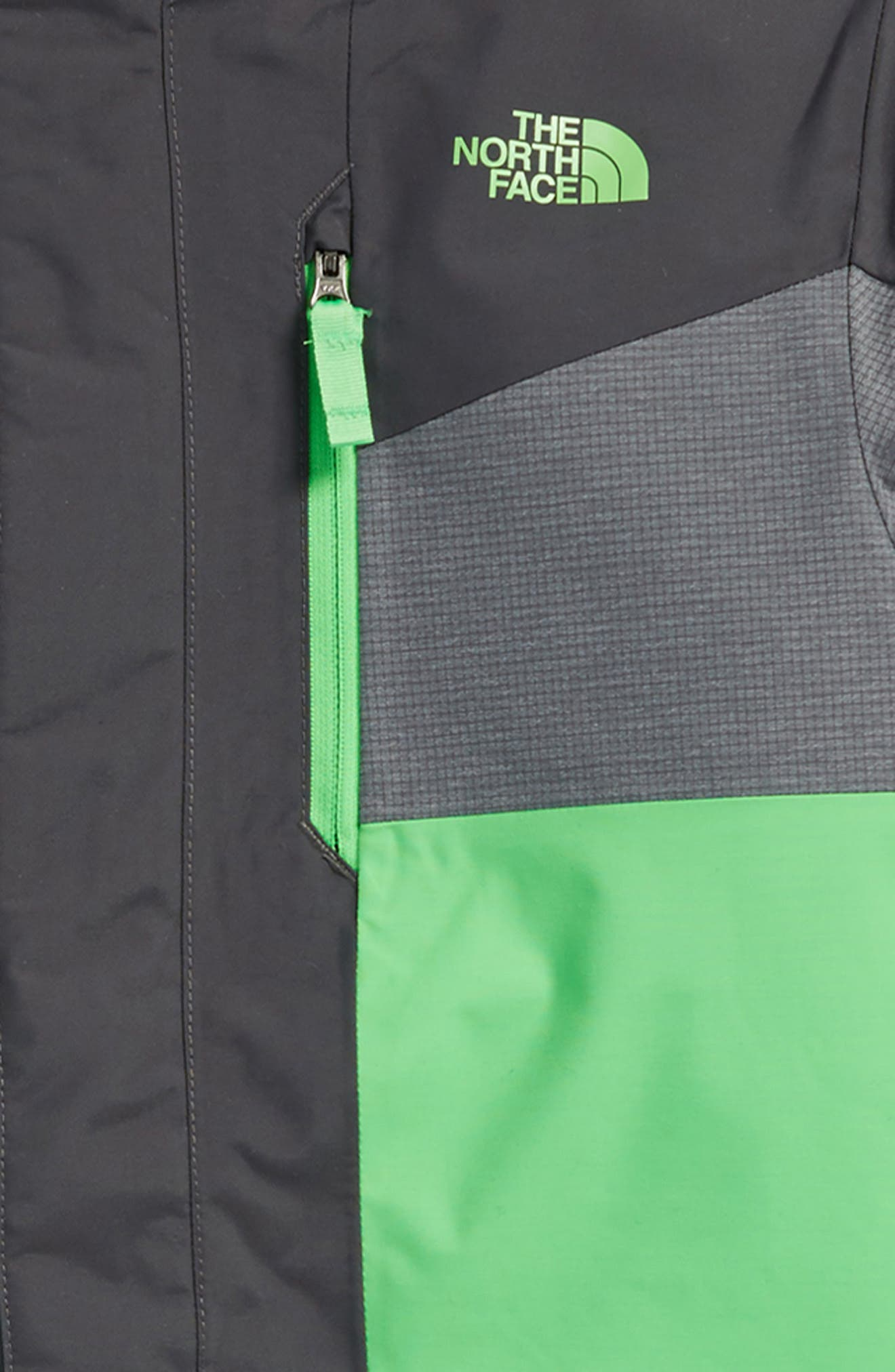 Alternate Image 2  - The North Face Axel Heatseeker™ Insulated Jacket (Big Boys)