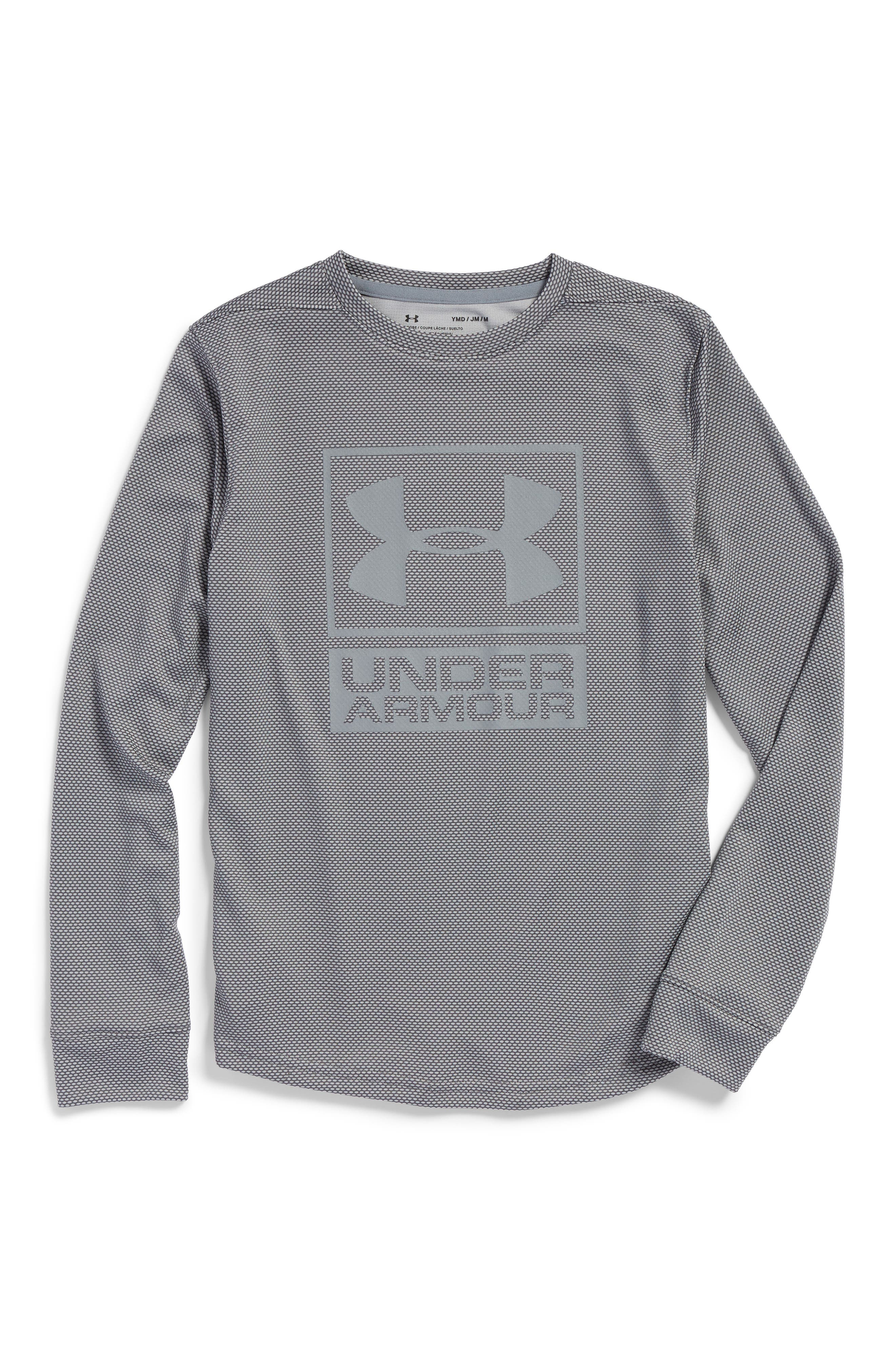 Under Armour Logo Tech Shirt (Little Boys & Big Boys)