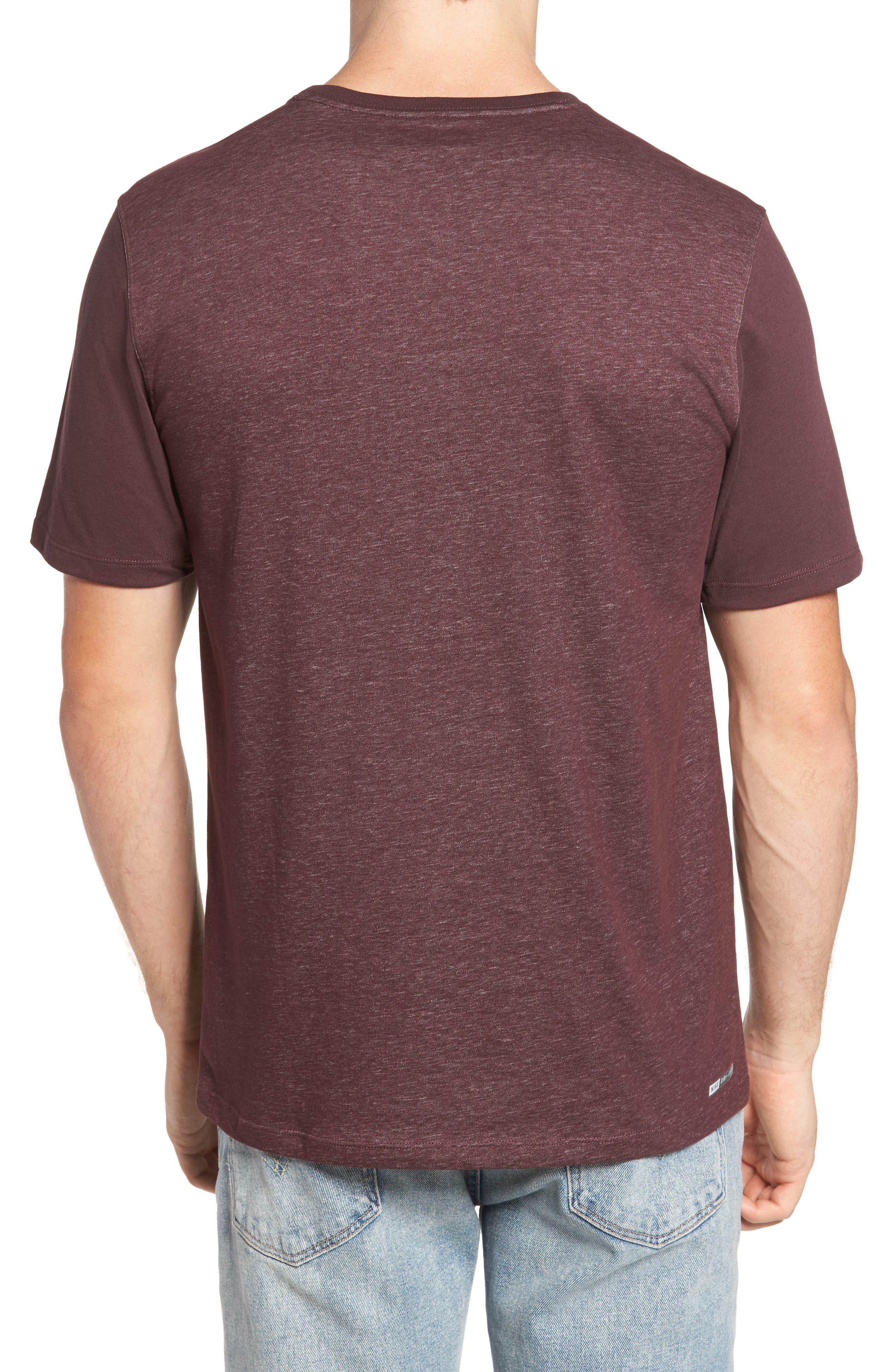 Alternate Image 2  - Hurley Lagos Snapper Dri-FIT T-Shirt