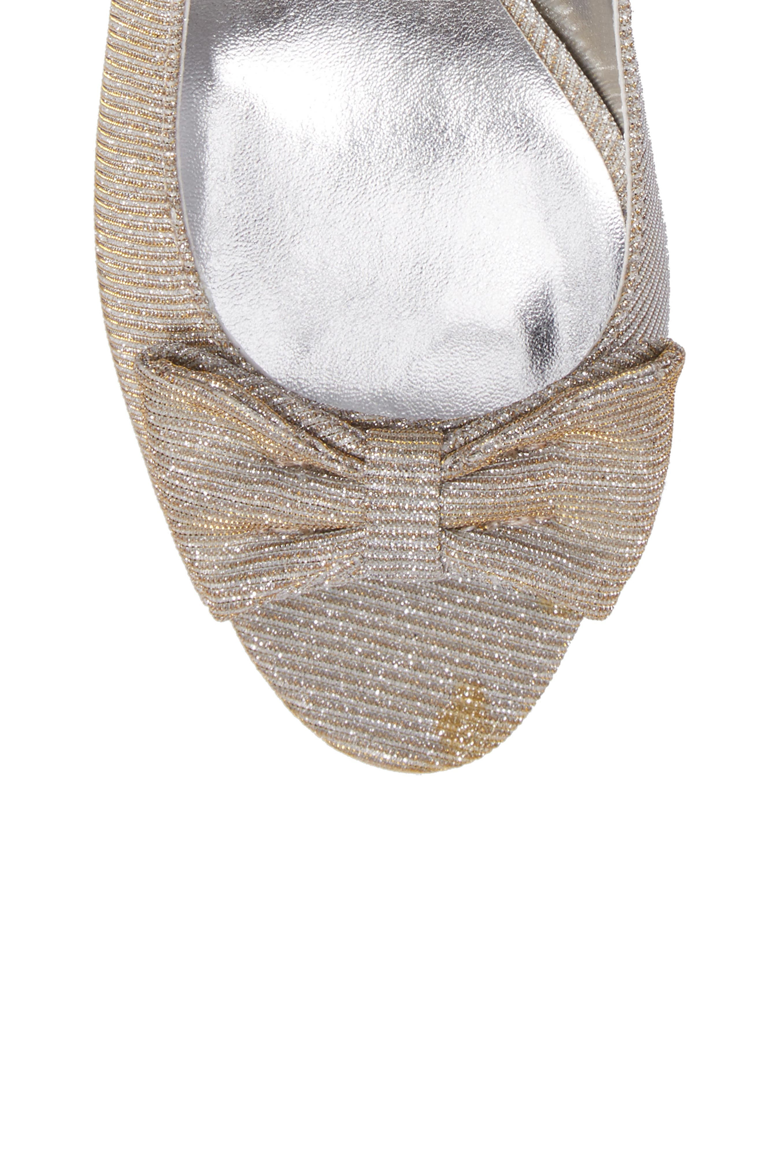 Alternate Image 5  - David Tate Spirit Slingback Sandal (Women)